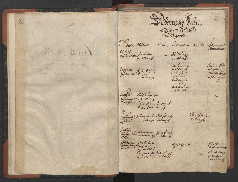 RA, Fogdenes og sorenskrivernes manntall 1664-1666, nr. 17: Nordmøre fogderi, 1664, s. 2-3