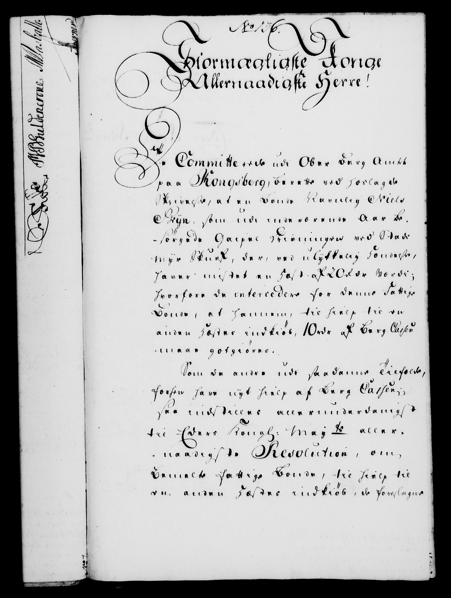 RA, Rentekammeret, Kammerkanselliet, G/Gf/Gfa/L0032: Norsk relasjons- og resolusjonsprotokoll (merket RK 52.32), 1750, s. 605