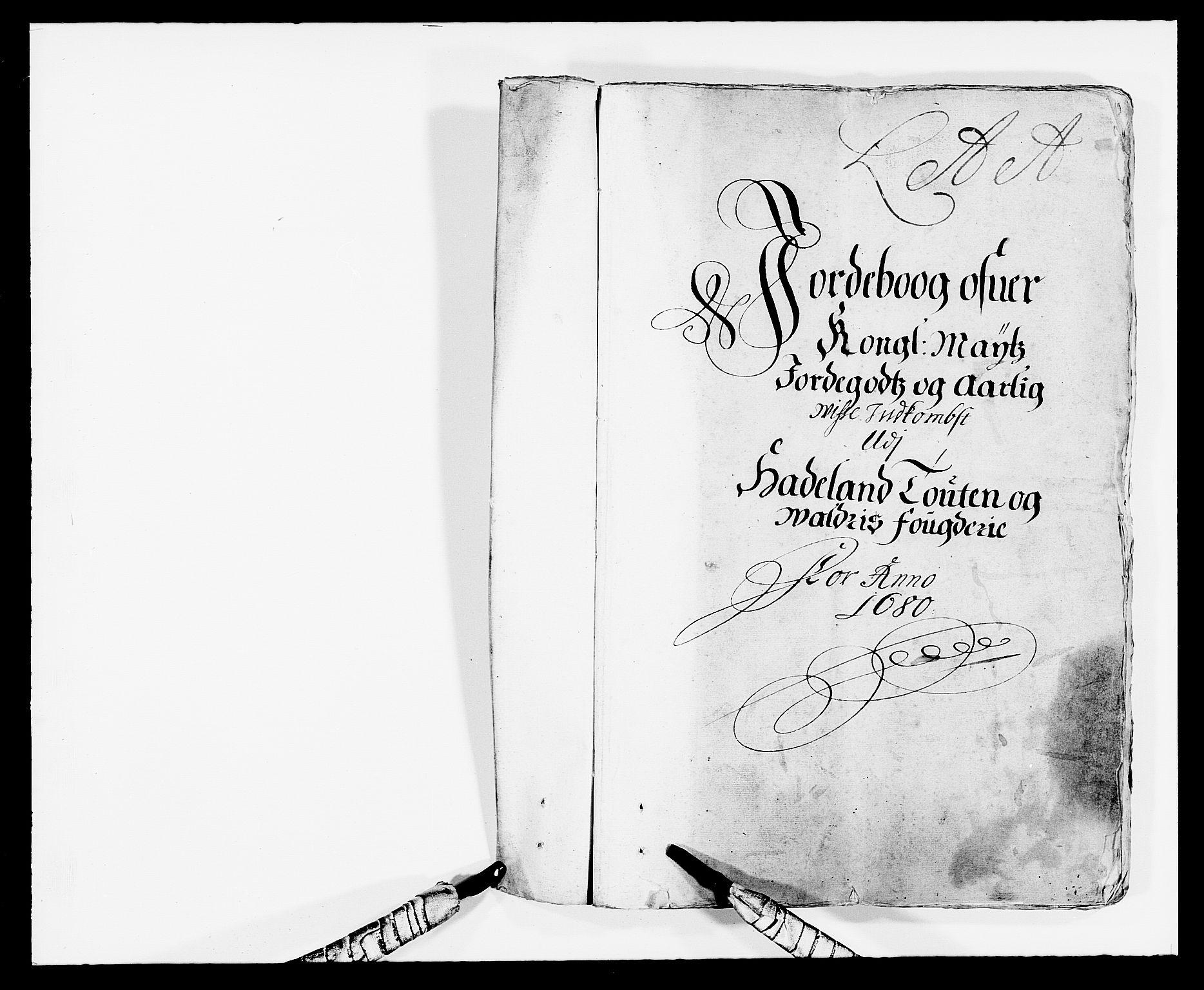 RA, Rentekammeret inntil 1814, Reviderte regnskaper, Fogderegnskap, R18/L1275: Fogderegnskap Hadeland, Toten og Valdres, 1680, s. 19