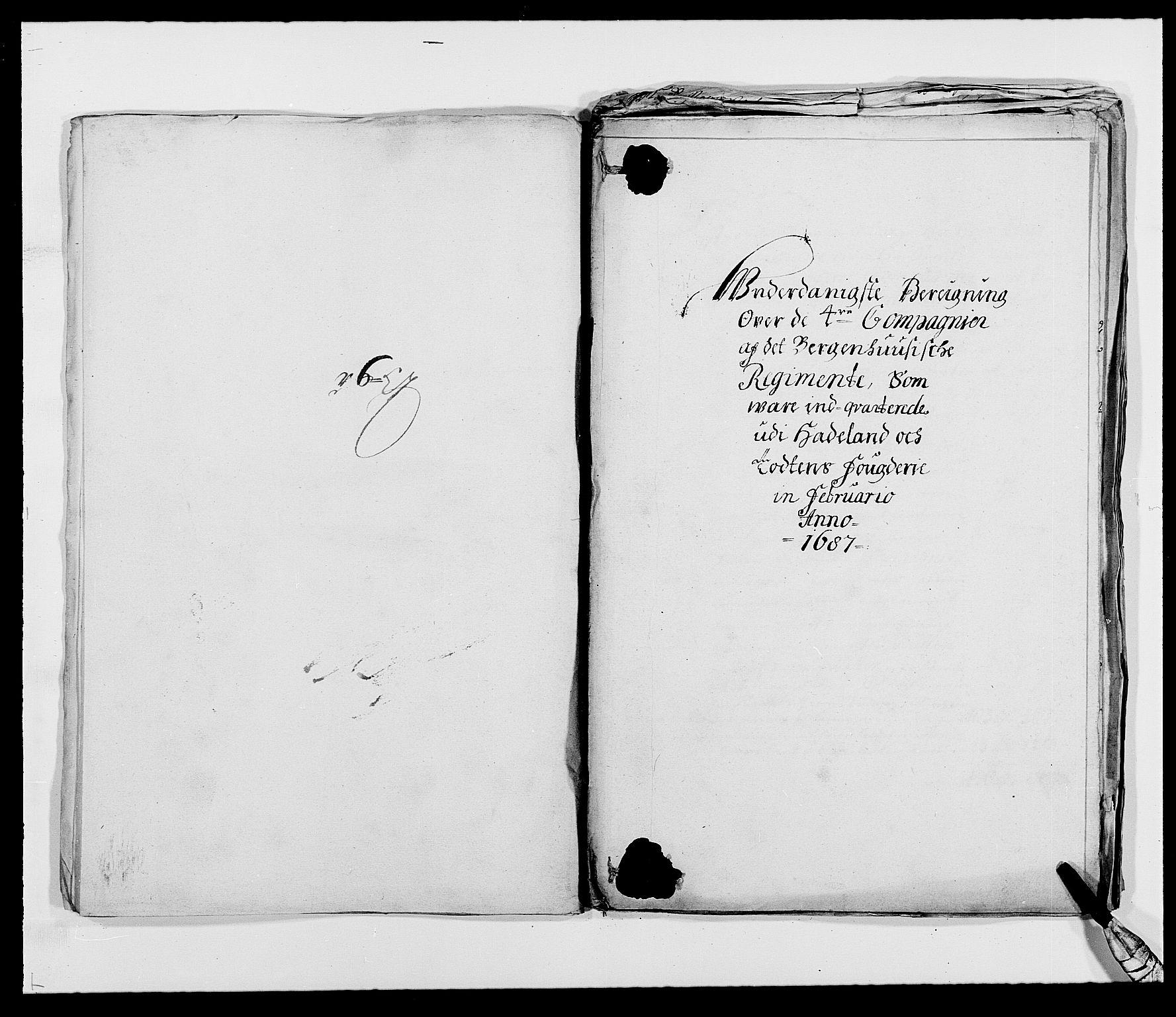RA, Rentekammeret inntil 1814, Reviderte regnskaper, Fogderegnskap, R18/L1285: Fogderegnskap Hadeland, Toten og Valdres, 1686, s. 339
