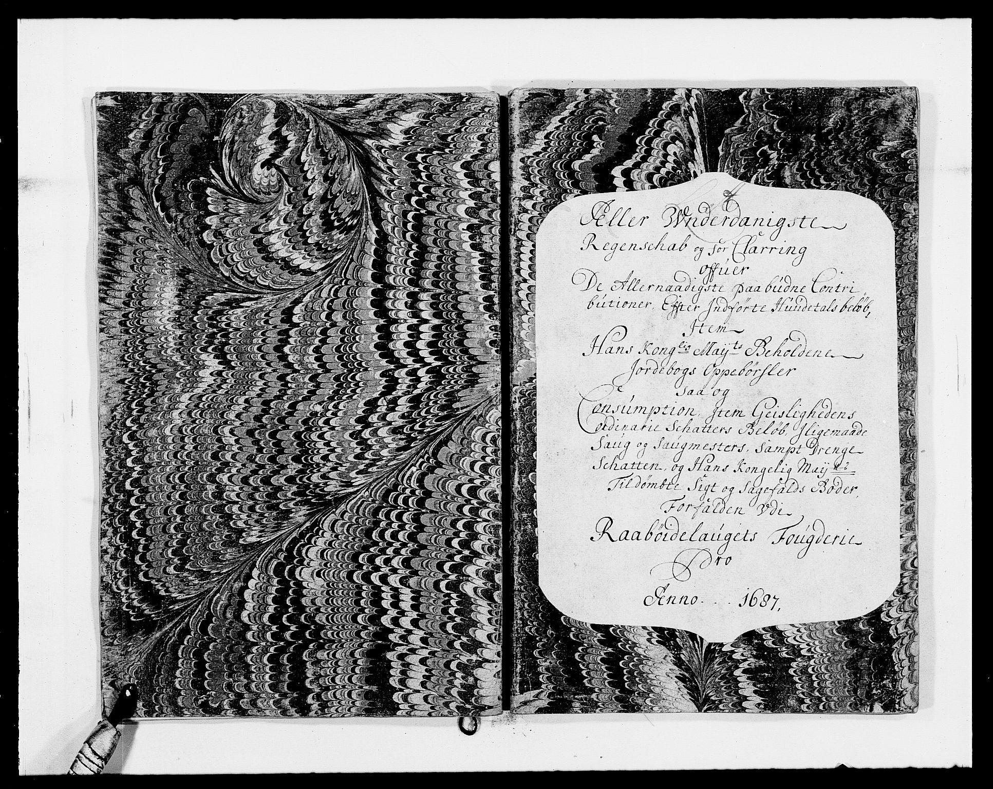 RA, Rentekammeret inntil 1814, Reviderte regnskaper, Fogderegnskap, R40/L2440: Fogderegnskap Råbyggelag, 1686-1687, s. 117
