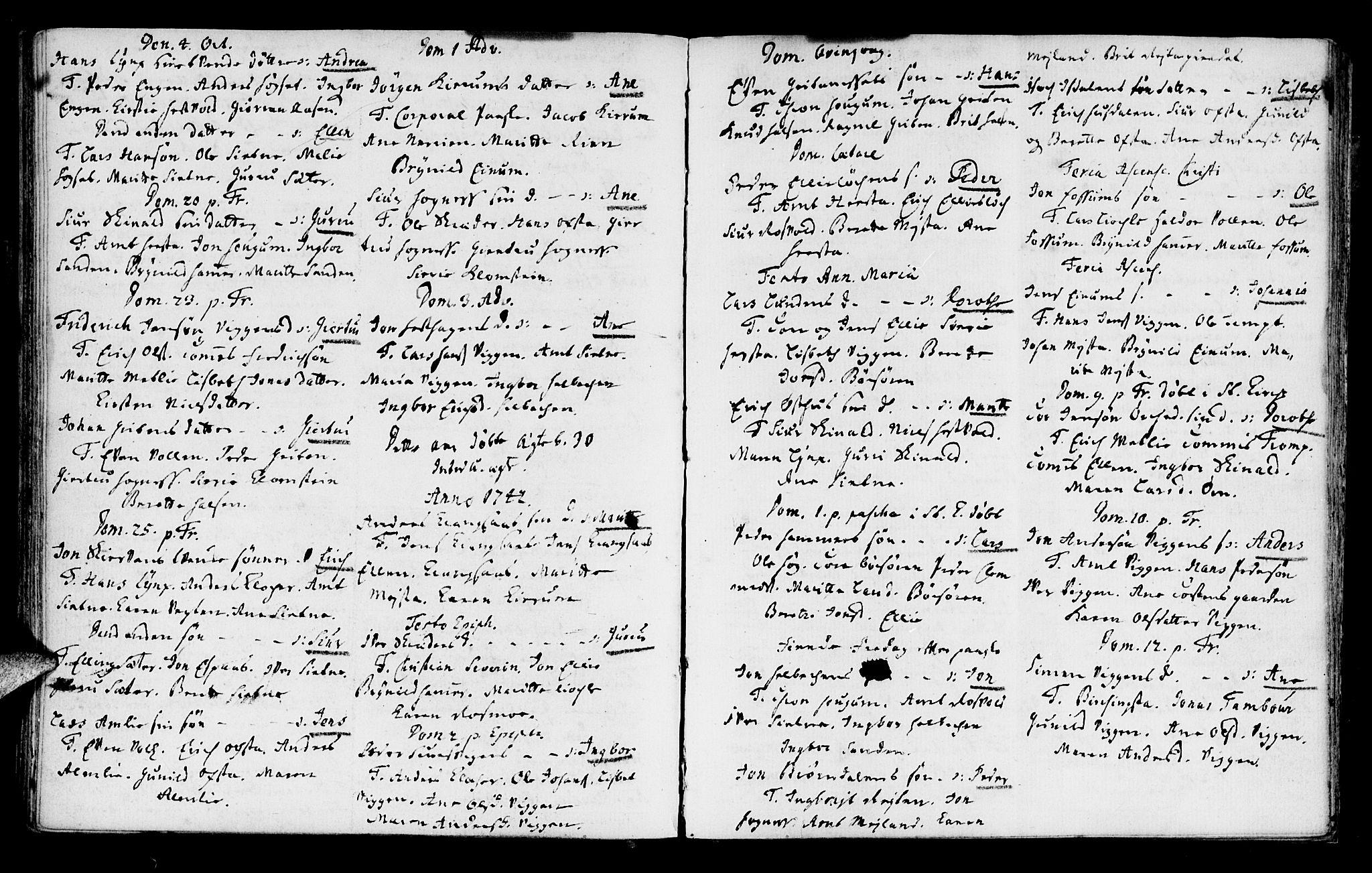 SAT, Ministerialprotokoller, klokkerbøker og fødselsregistre - Sør-Trøndelag, 665/L0767: Ministerialbok nr. 665A02, 1735-1753