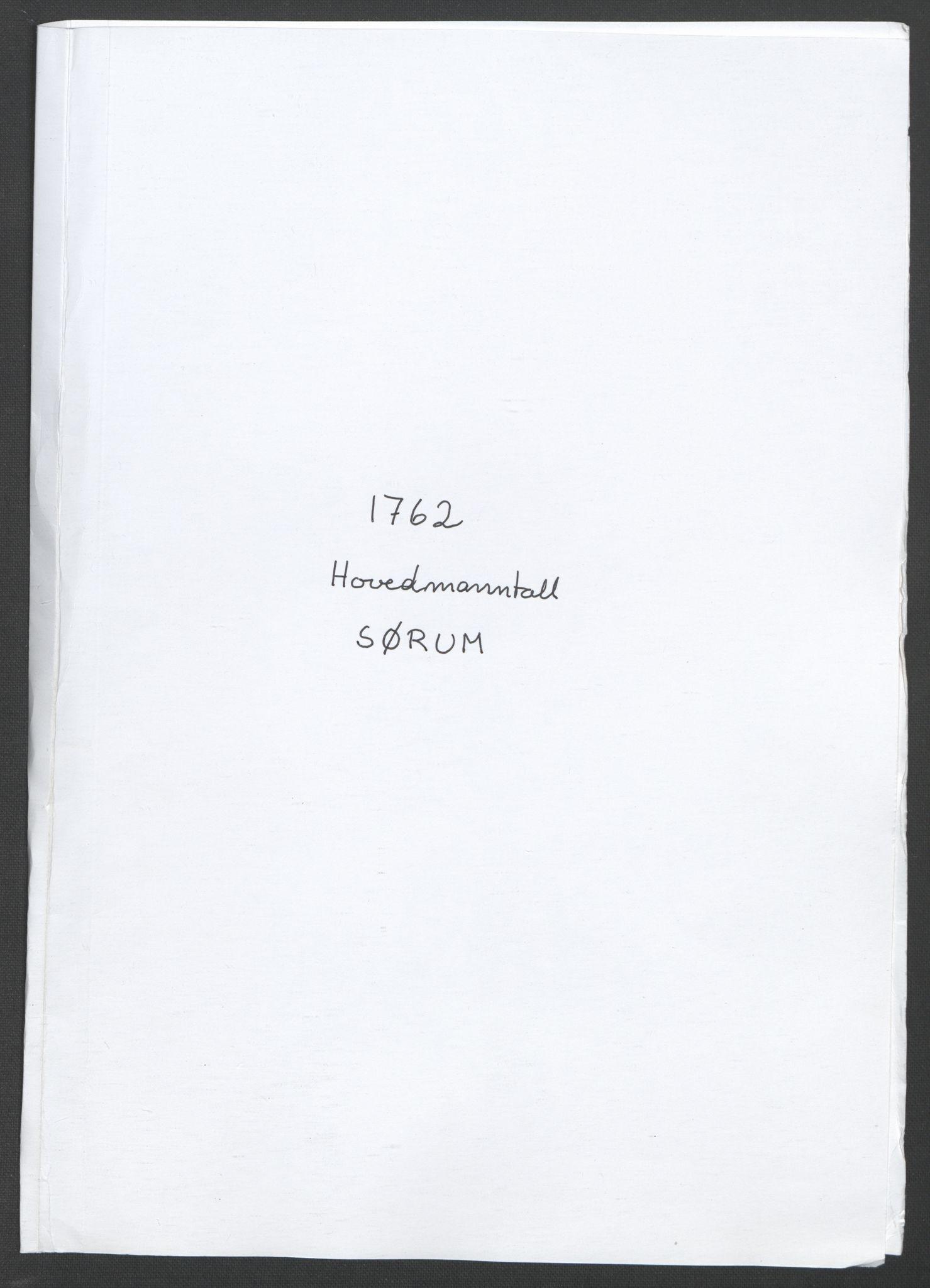 RA, Rentekammeret inntil 1814, Reviderte regnskaper, Fogderegnskap, R11/L0687: Ekstraskatten Nedre Romerike, 1762, s. 193