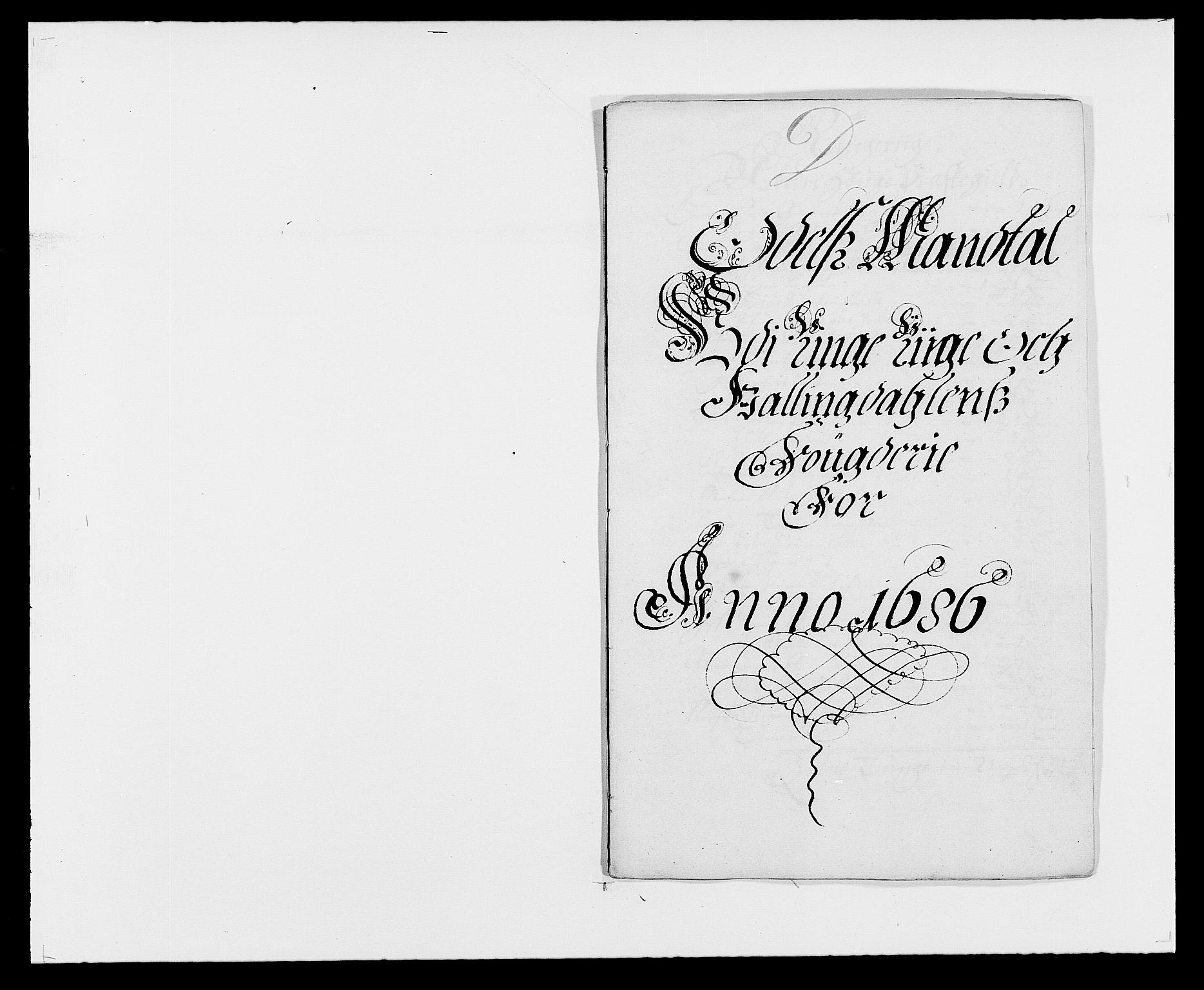 RA, Rentekammeret inntil 1814, Reviderte regnskaper, Fogderegnskap, R21/L1446: Fogderegnskap Ringerike og Hallingdal, 1683-1686, s. 457