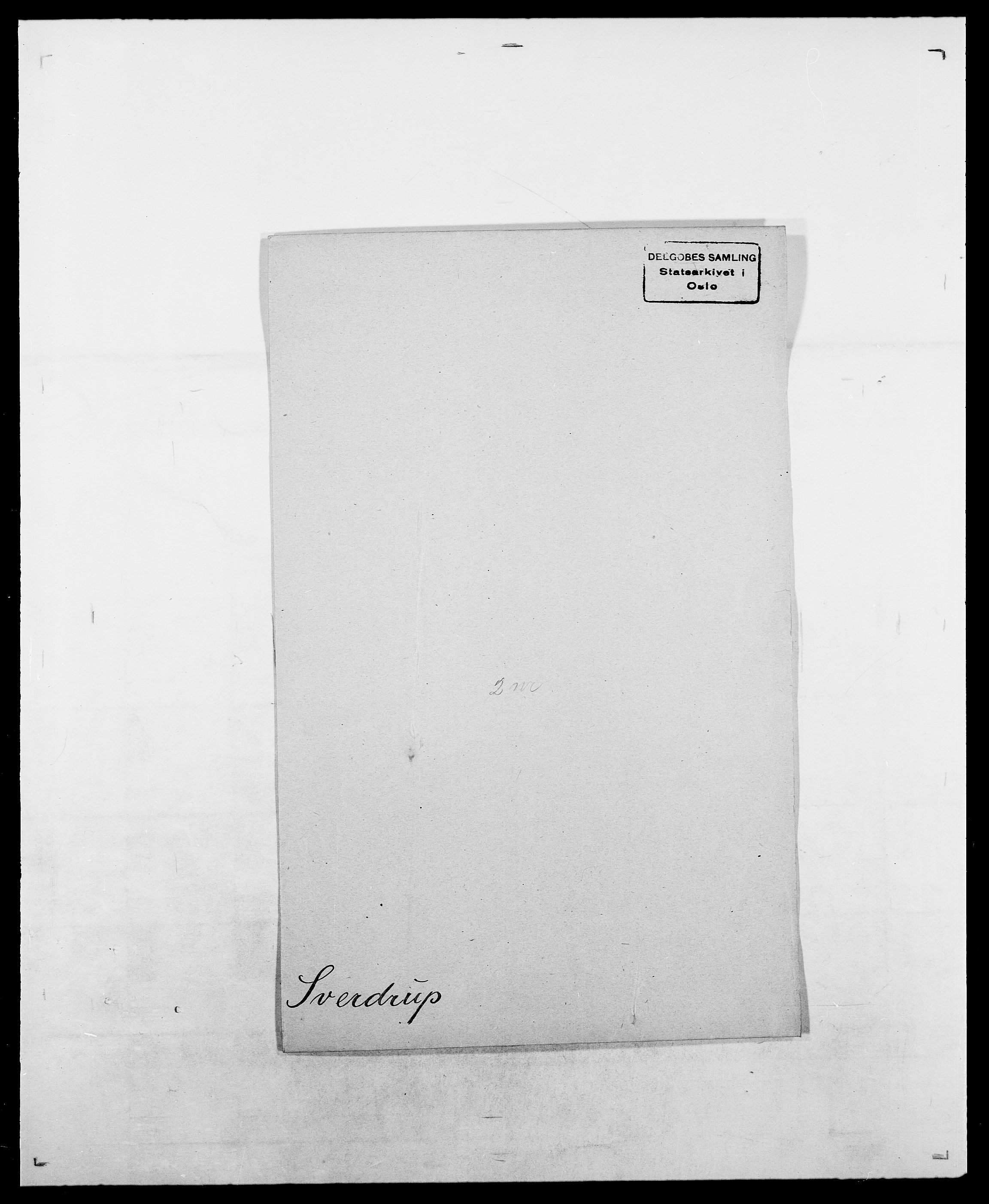 SAO, Delgobe, Charles Antoine - samling, D/Da/L0038: Svanenskjold - Thornsohn, s. 61