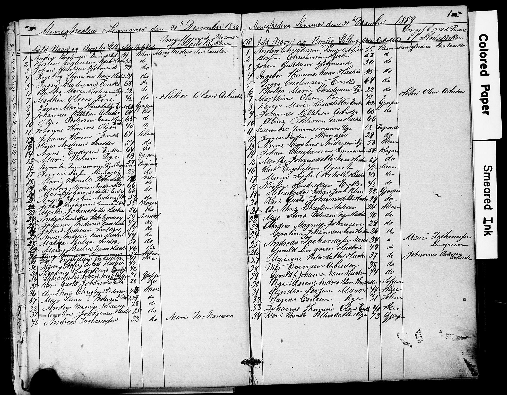 SAKO, Den frie apostolisk-kristelige menighet i Skien, F/Fa/L0001: Dissenterprotokoll nr. 1, 1856-1892, s. 105