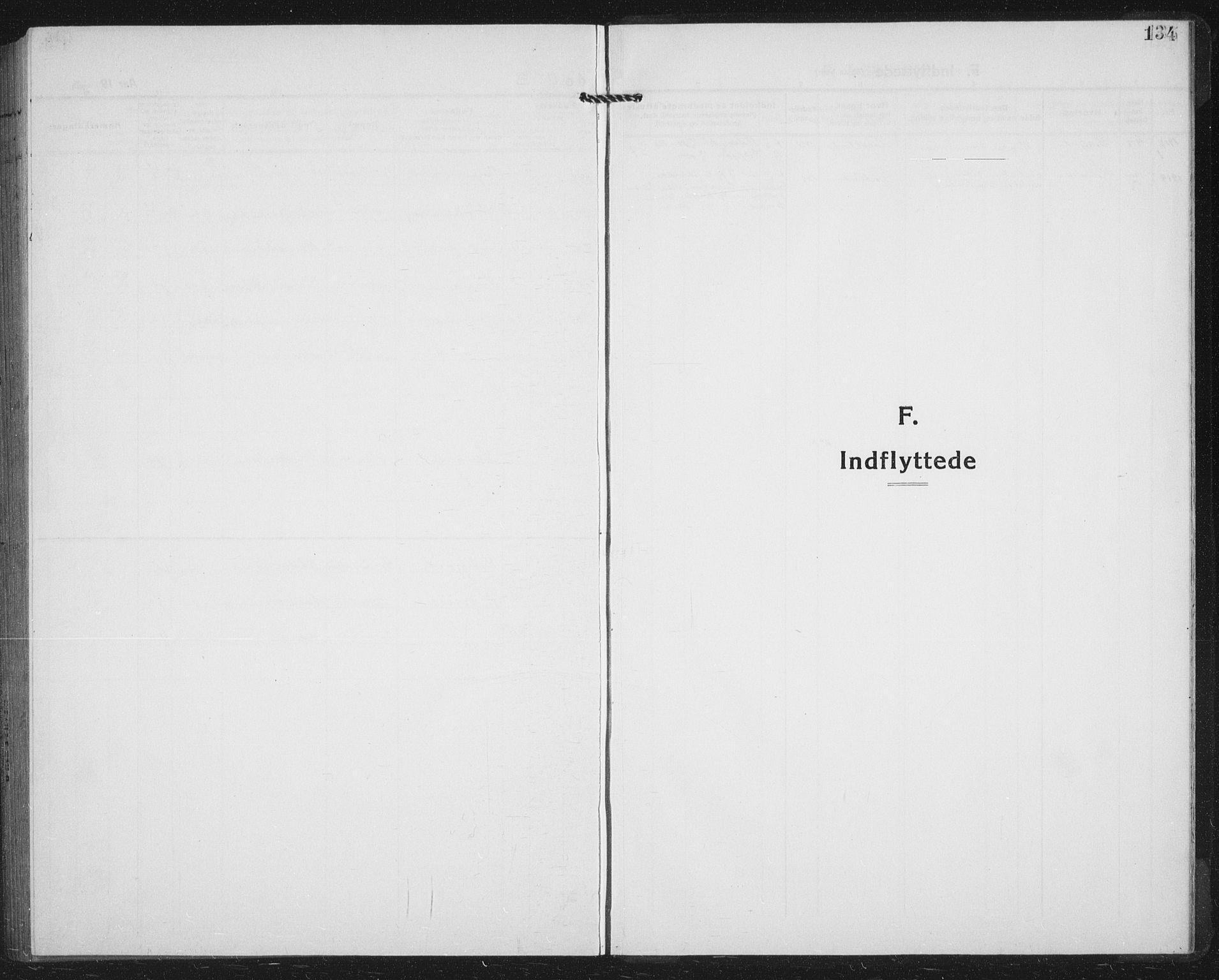 SATØ, Lenvik sokneprestembete, H/Ha/Hab/L0023klokker: Klokkerbok nr. 23, 1918-1936, s. 134