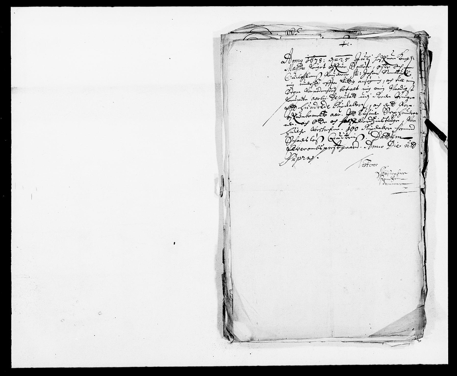 RA, Rentekammeret inntil 1814, Reviderte regnskaper, Fogderegnskap, R13/L0815: Fogderegnskap Solør, Odal og Østerdal, 1678, s. 229