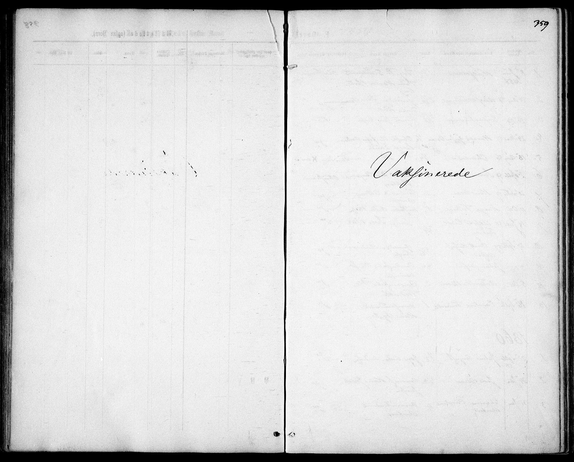 SAO, Garnisonsmenigheten Kirkebøker, F/Fa/L0010: Ministerialbok nr. 10, 1859-1869, s. 359