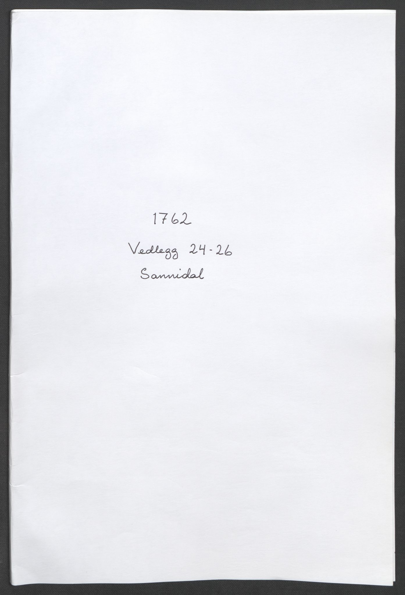 RA, Rentekammeret inntil 1814, Reviderte regnskaper, Fogderegnskap, R37/L2239: Ekstraskatten Nedre Telemark og Bamble, 1762-1763, s. 210