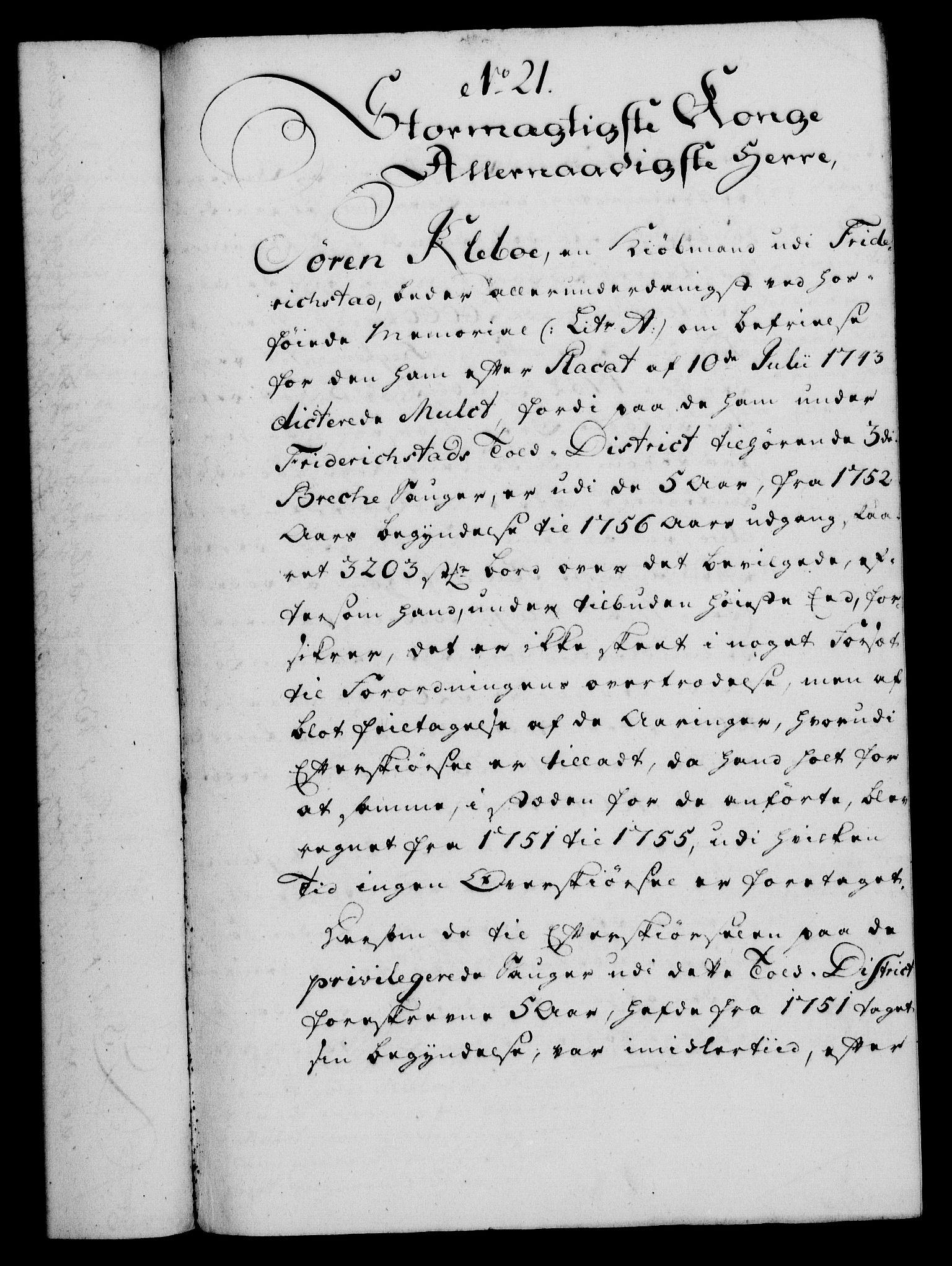 RA, Rentekammeret, Kammerkanselliet, G/Gf/Gfa/L0041: Norsk relasjons- og resolusjonsprotokoll (merket RK 52.41), 1759, s. 126