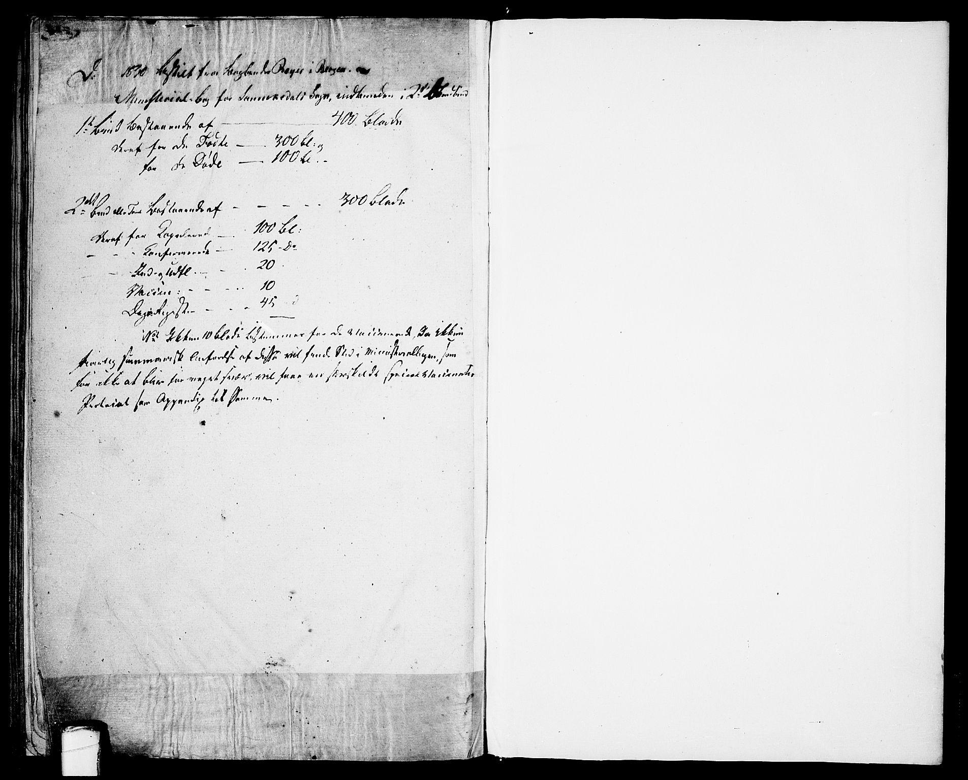SAKO, Sannidal kirkebøker, F/Fa/L0005: Ministerialbok nr. 5, 1823-1830