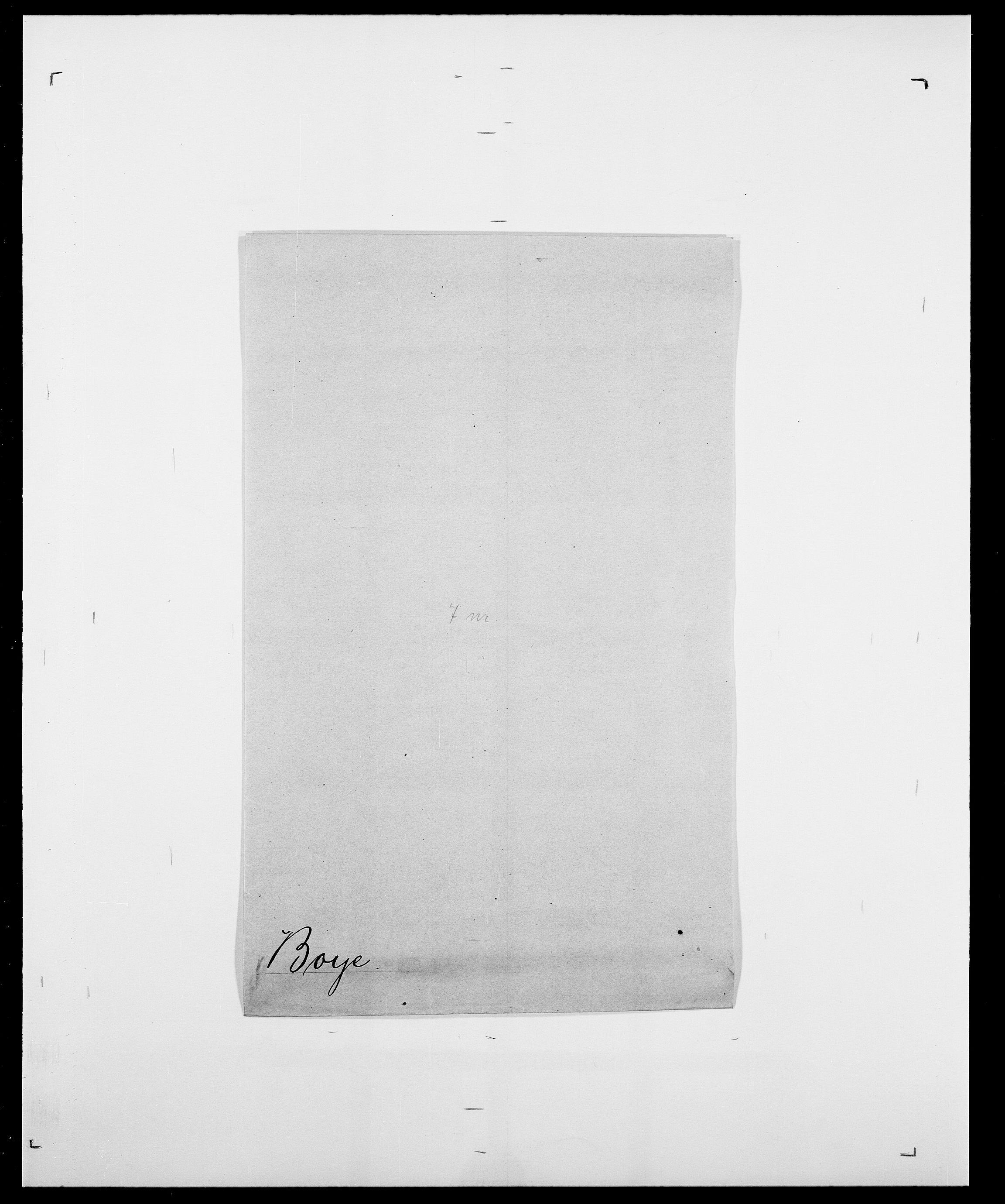 SAO, Delgobe, Charles Antoine - samling, D/Da/L0005: Boalth - Brahm, s. 367