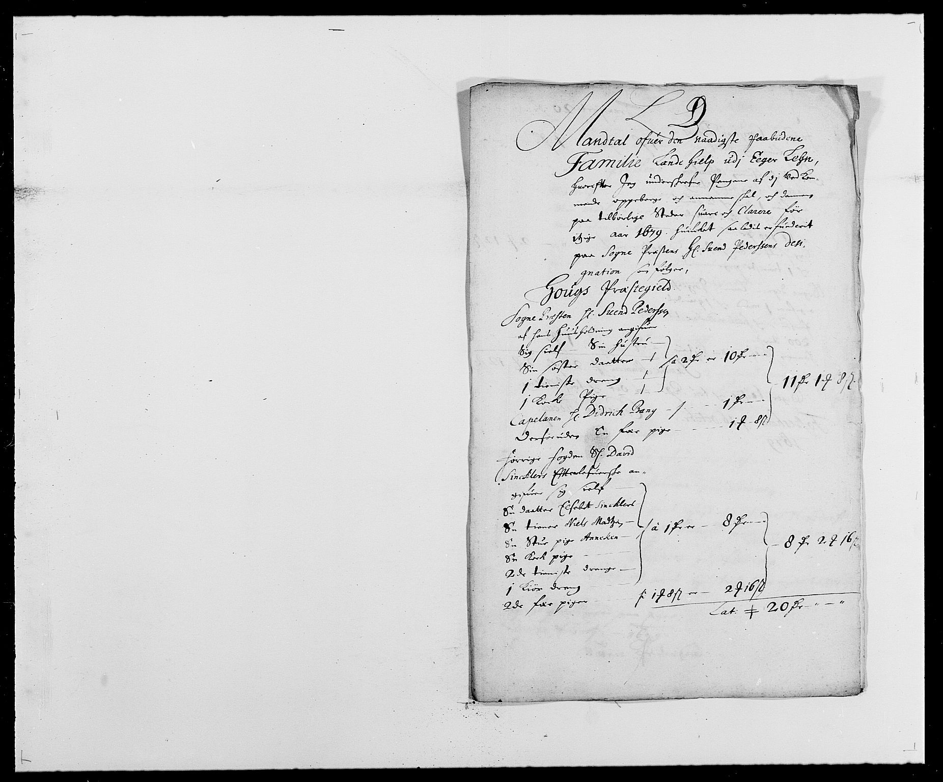 RA, Rentekammeret inntil 1814, Reviderte regnskaper, Fogderegnskap, R26/L1684: Fogderegnskap Eiker, 1679-1686, s. 71