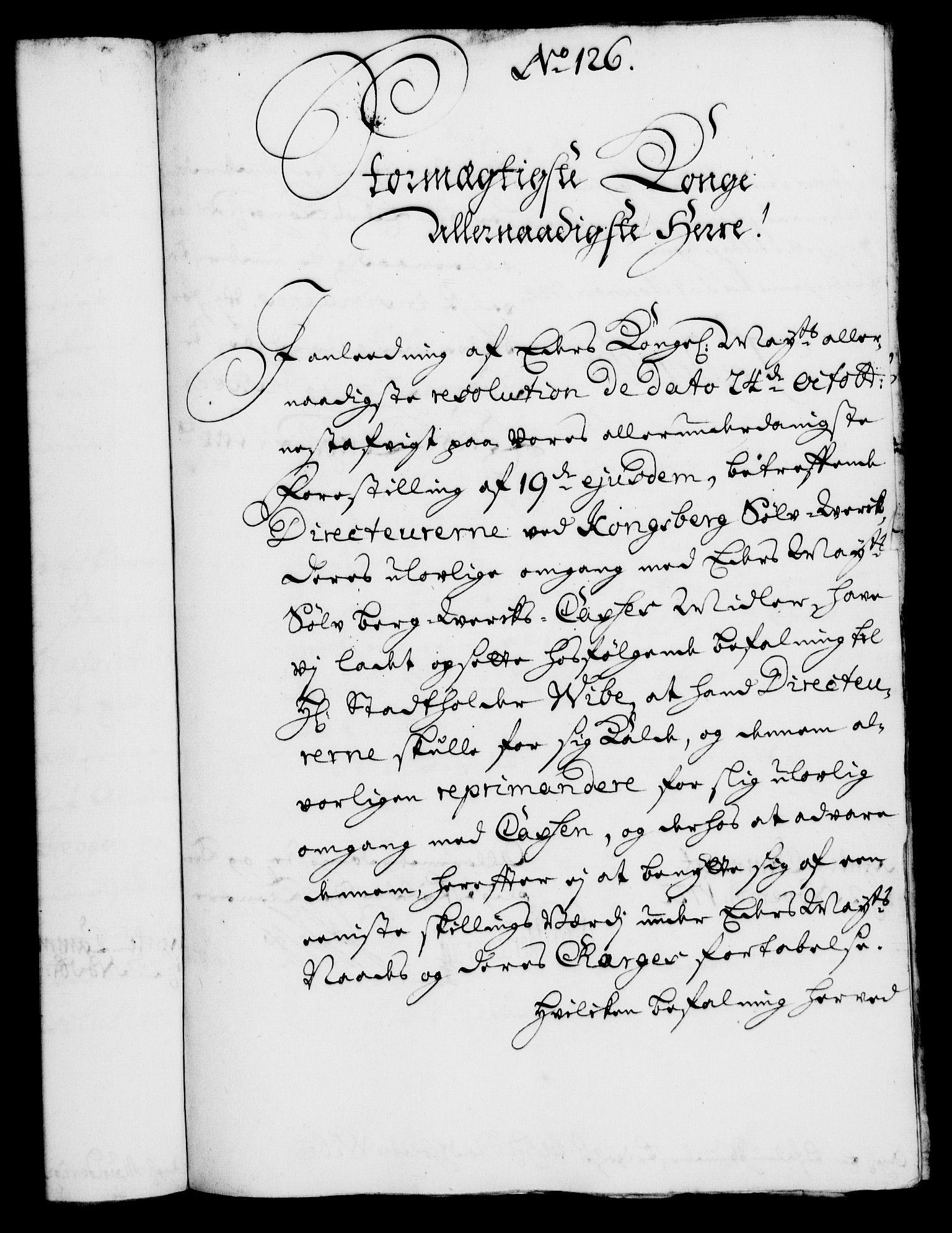 RA, Rentekammeret, Kammerkanselliet, G/Gf/Gfa/L0005: Norsk relasjons- og resolusjonsprotokoll (merket RK 52.5), 1722, s. 696