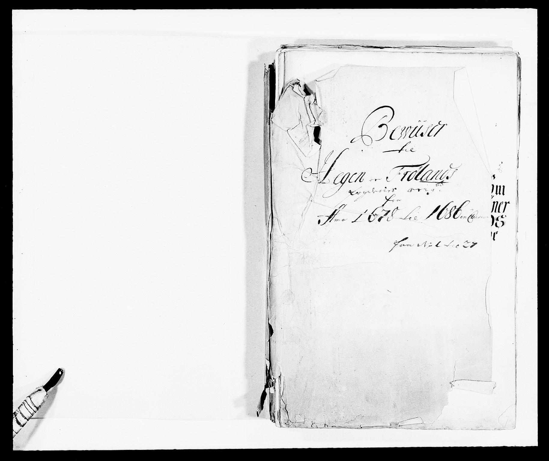 RA, Rentekammeret inntil 1814, Reviderte regnskaper, Fogderegnskap, R06/L0281: Fogderegnskap Heggen og Frøland, 1678-1686, s. 122