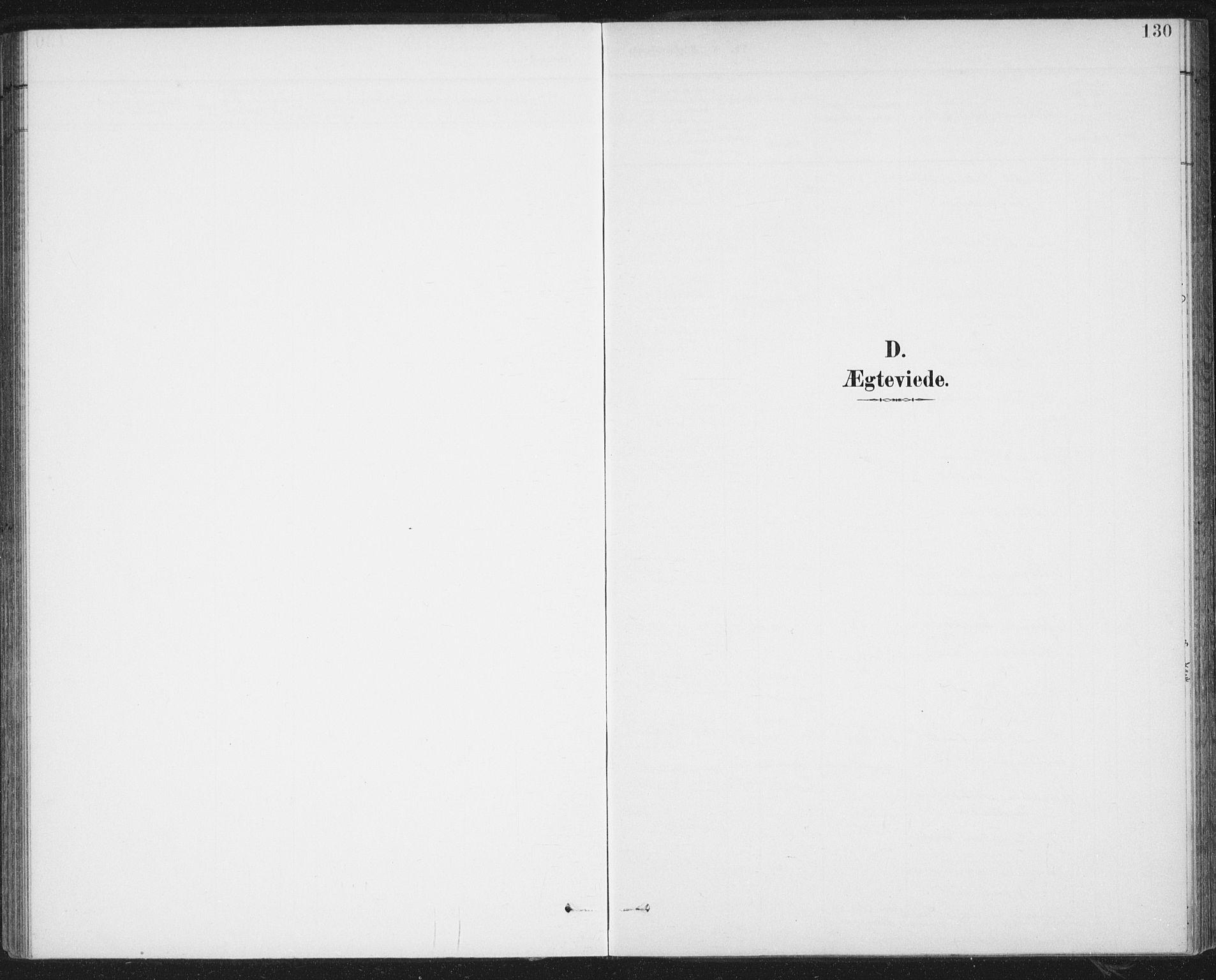 SAT, Ministerialprotokoller, klokkerbøker og fødselsregistre - Nordland, 899/L1437: Ministerialbok nr. 899A05, 1897-1908, s. 130