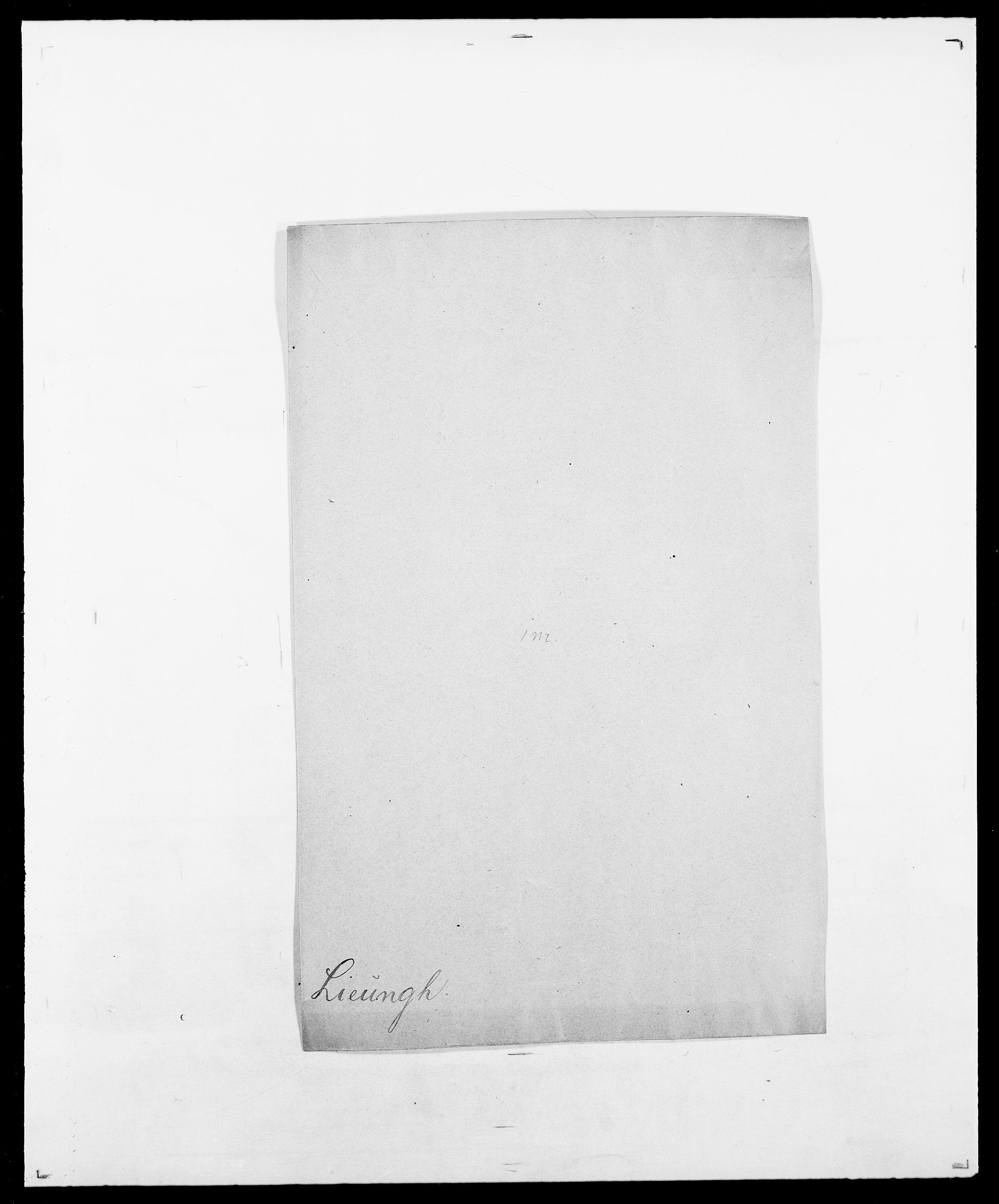 SAO, Delgobe, Charles Antoine - samling, D/Da/L0023: Lau - Lirvyn, s. 374