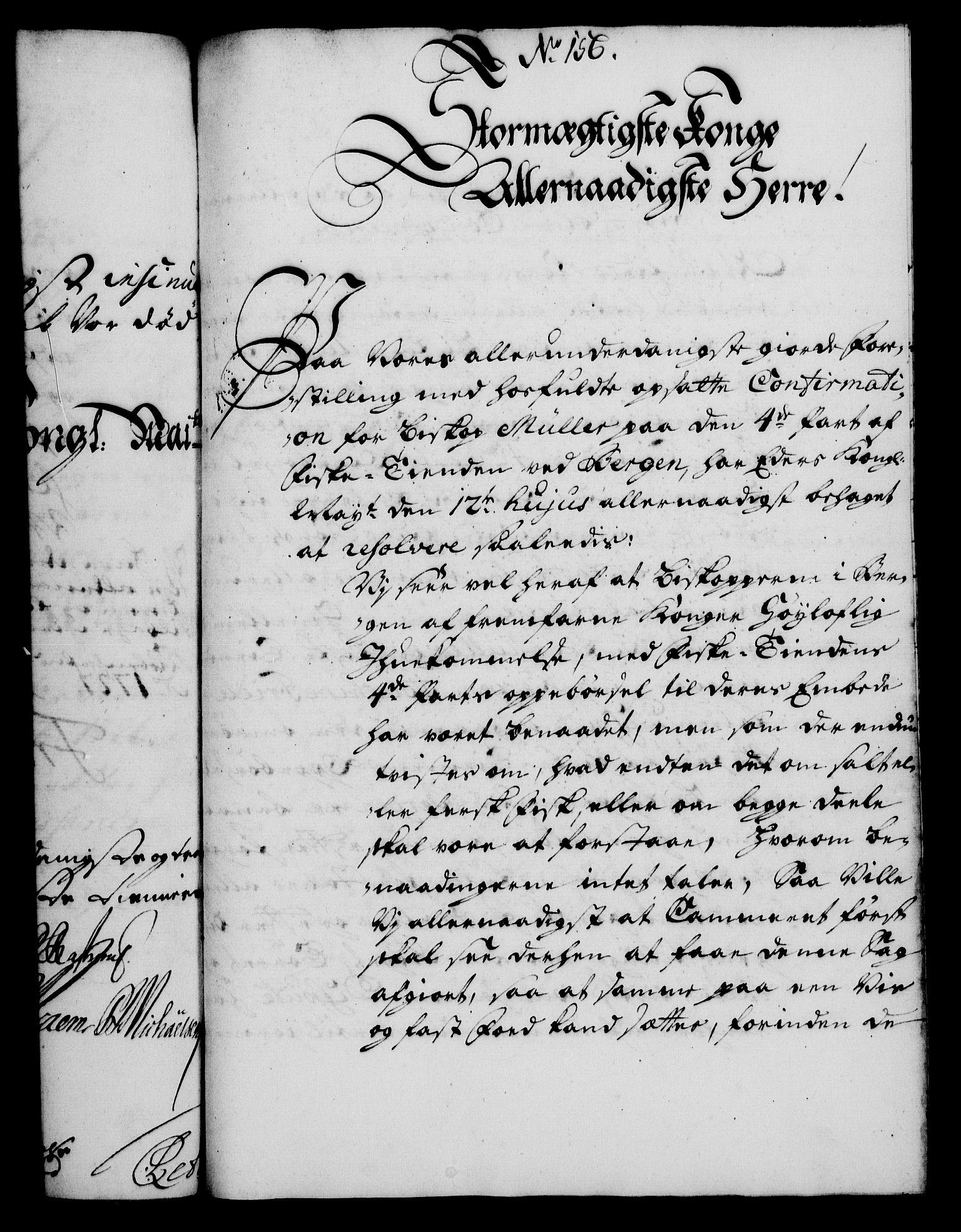 RA, Rentekammeret, Kammerkanselliet, G/Gf/Gfa/L0010: Norsk relasjons- og resolusjonsprotokoll (merket RK 52.10), 1727, s. 1126