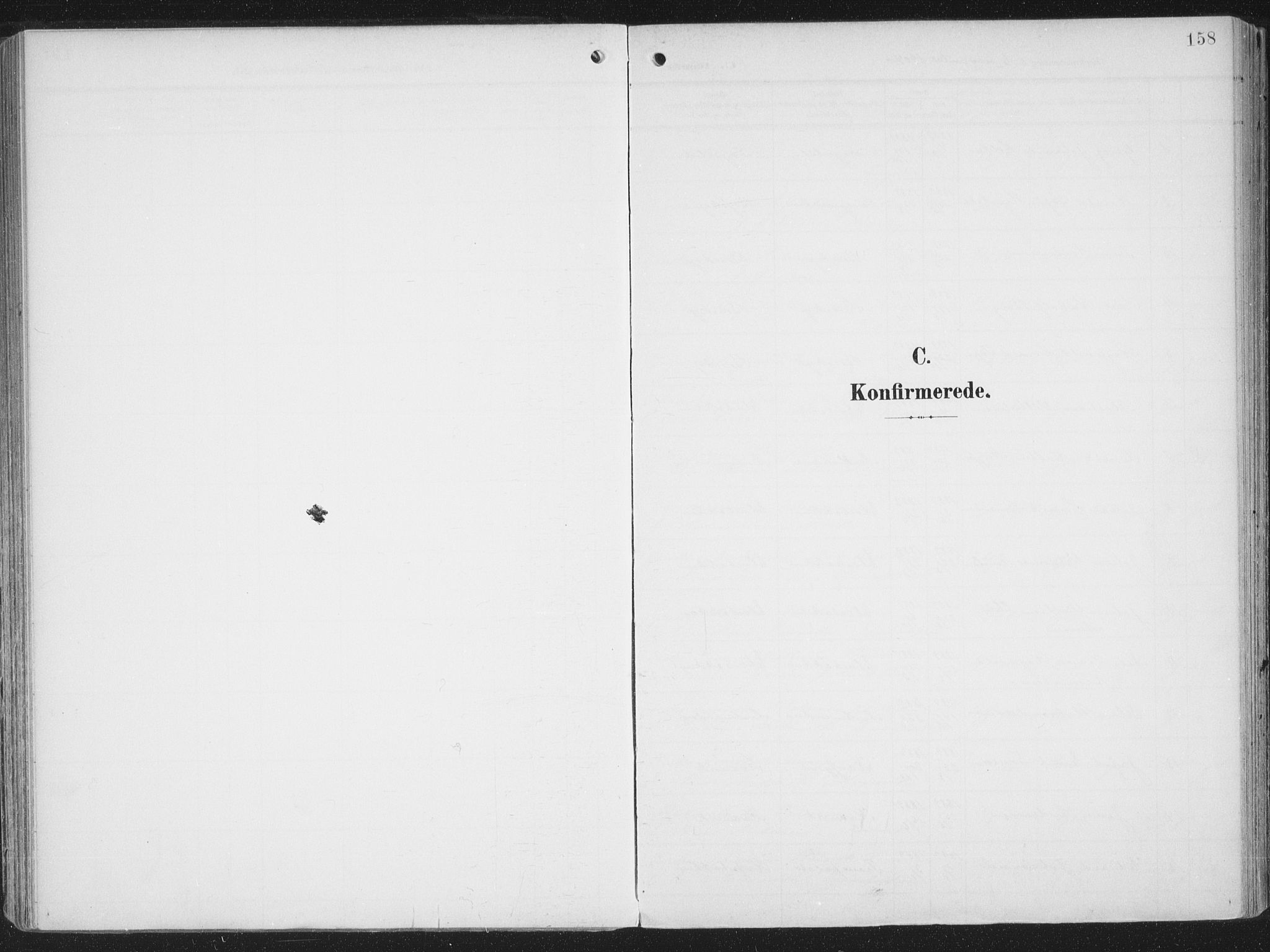 SATØ, Alta sokneprestkontor, H/Ha/L0005.kirke: Ministerialbok nr. 5, 1904-1918, s. 158