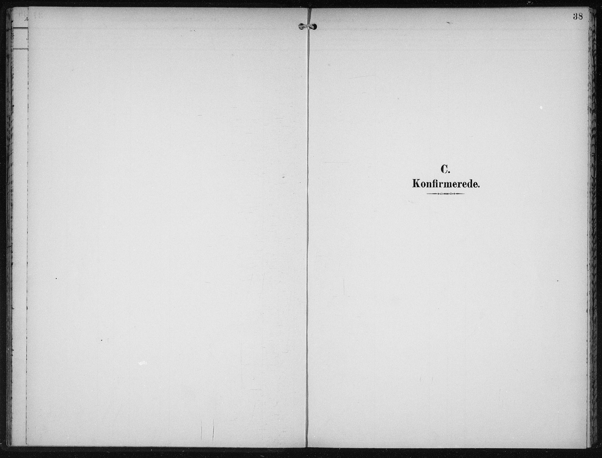 SAB, Privatarkiv 110 - Den norske sjømannsmisjon i utlandet/New York, H/Ha/L0004: Ministerialbok nr. A 4, 1893-1901, s. 38