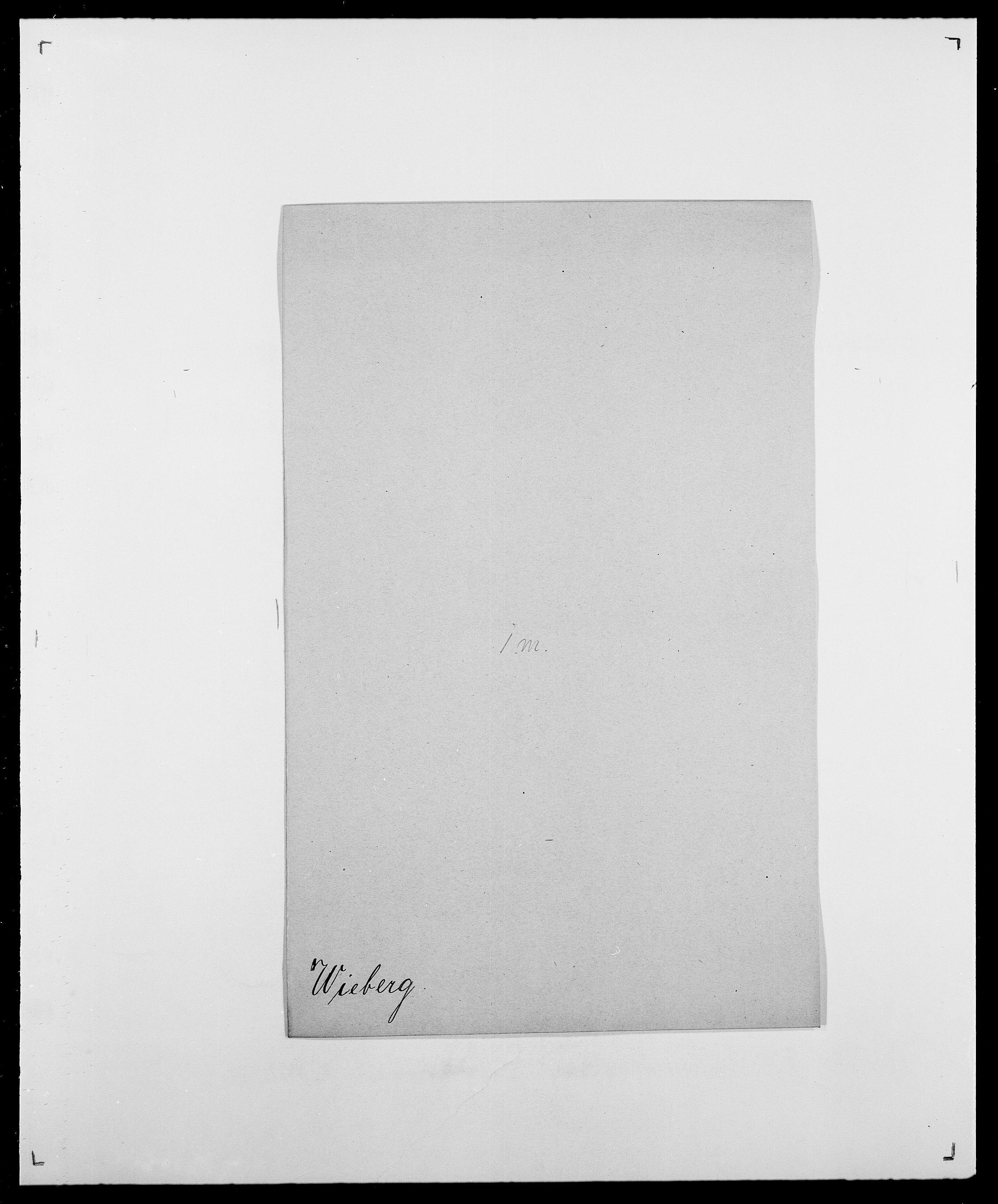SAO, Delgobe, Charles Antoine - samling, D/Da/L0041: Vemmestad - Viker, s. 480