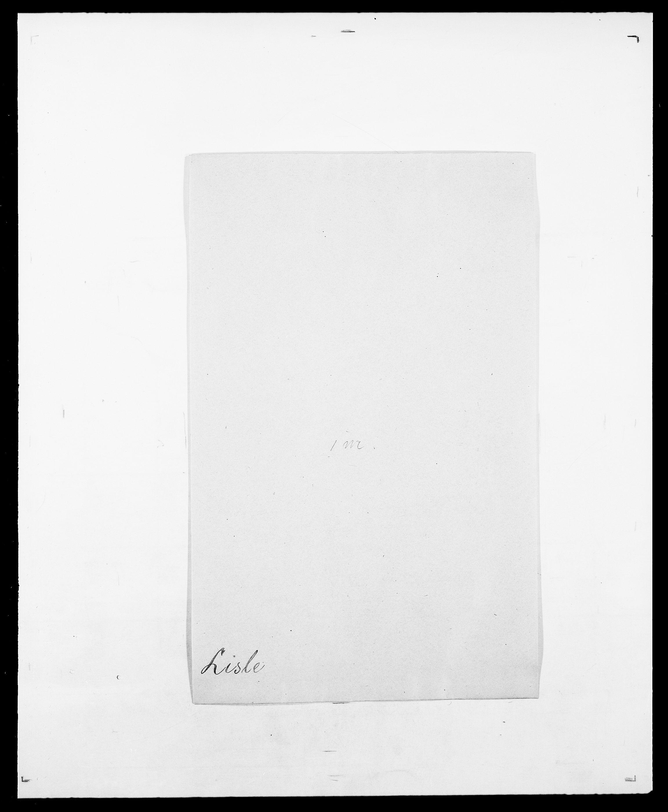 SAO, Delgobe, Charles Antoine - samling, D/Da/L0023: Lau - Lirvyn, s. 696