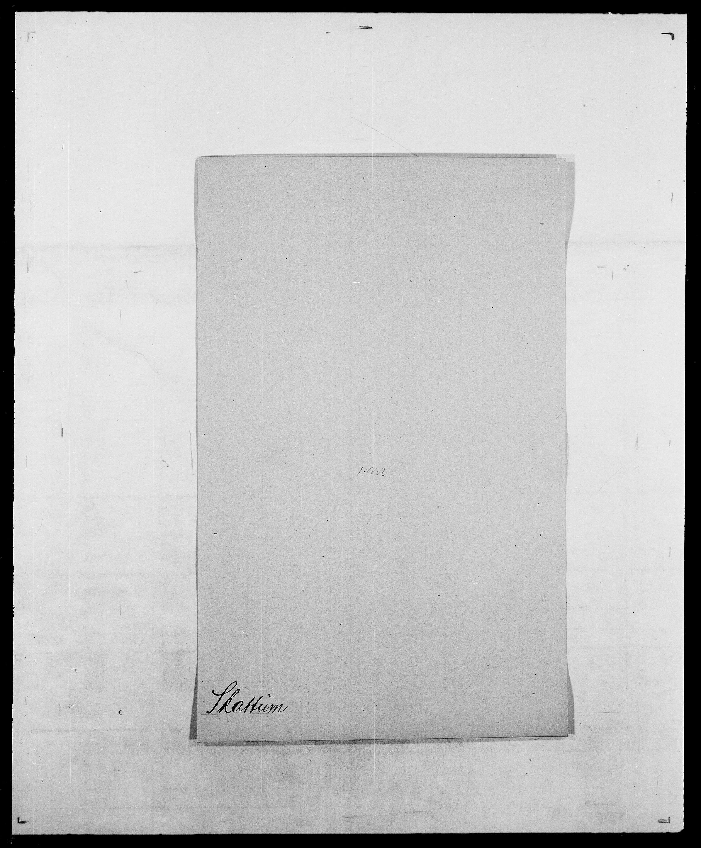 SAO, Delgobe, Charles Antoine - samling, D/Da/L0036: Skaanør - Staverskov, s. 41