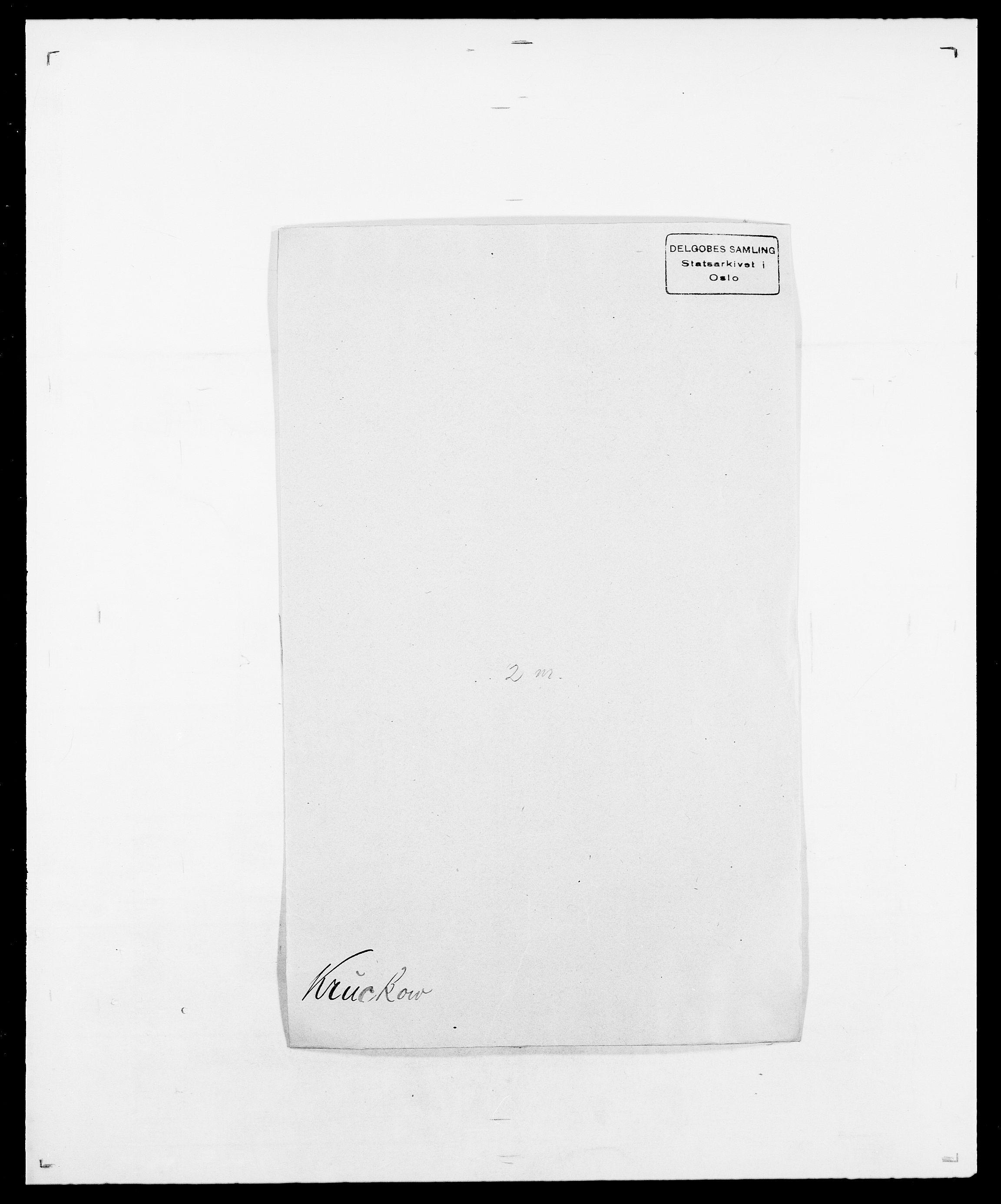 SAO, Delgobe, Charles Antoine - samling, D/Da/L0022: Krog - Lasteen, s. 102