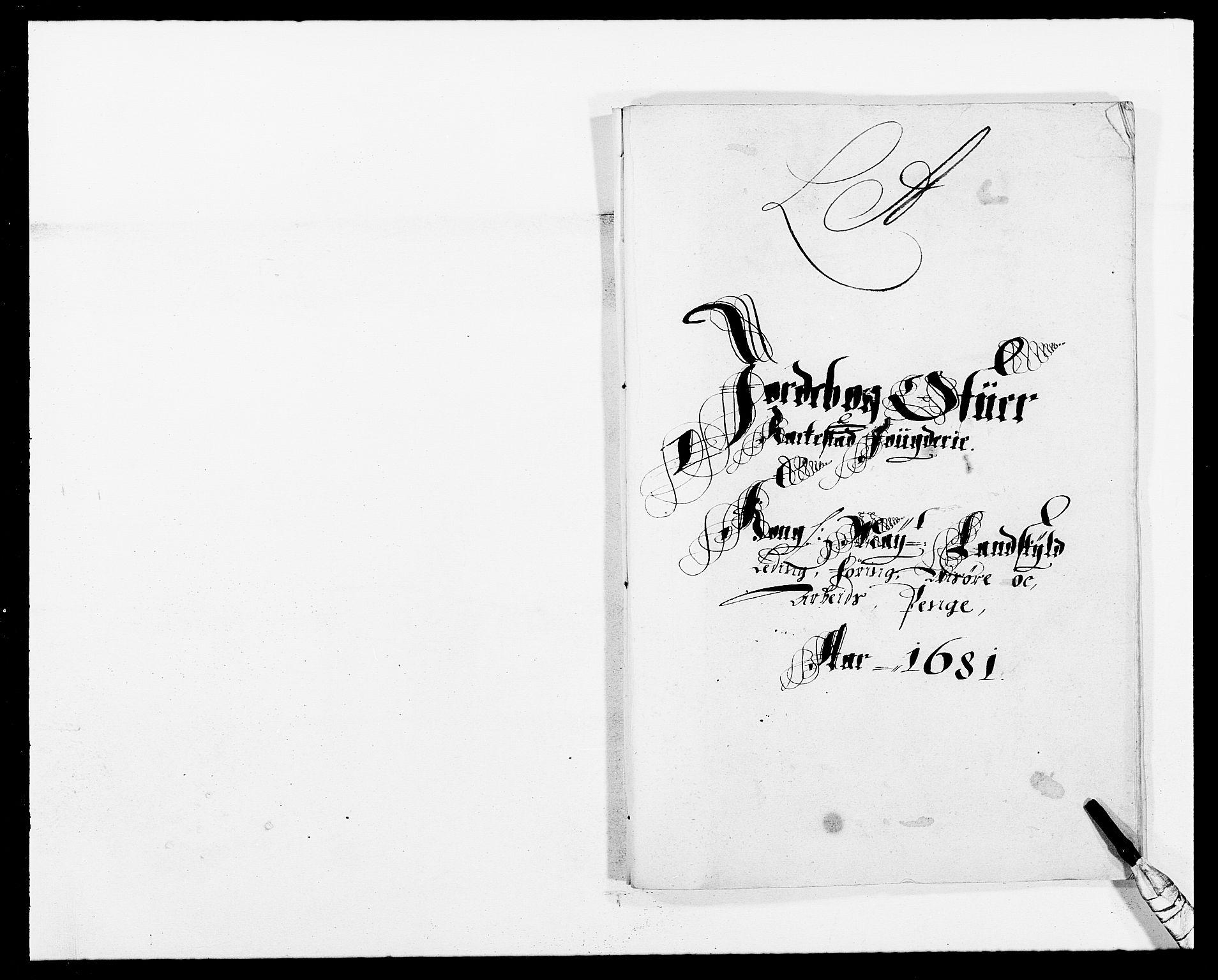 RA, Rentekammeret inntil 1814, Reviderte regnskaper, Fogderegnskap, R05/L0272: Fogderegnskap Rakkestad, 1680-1681, s. 211