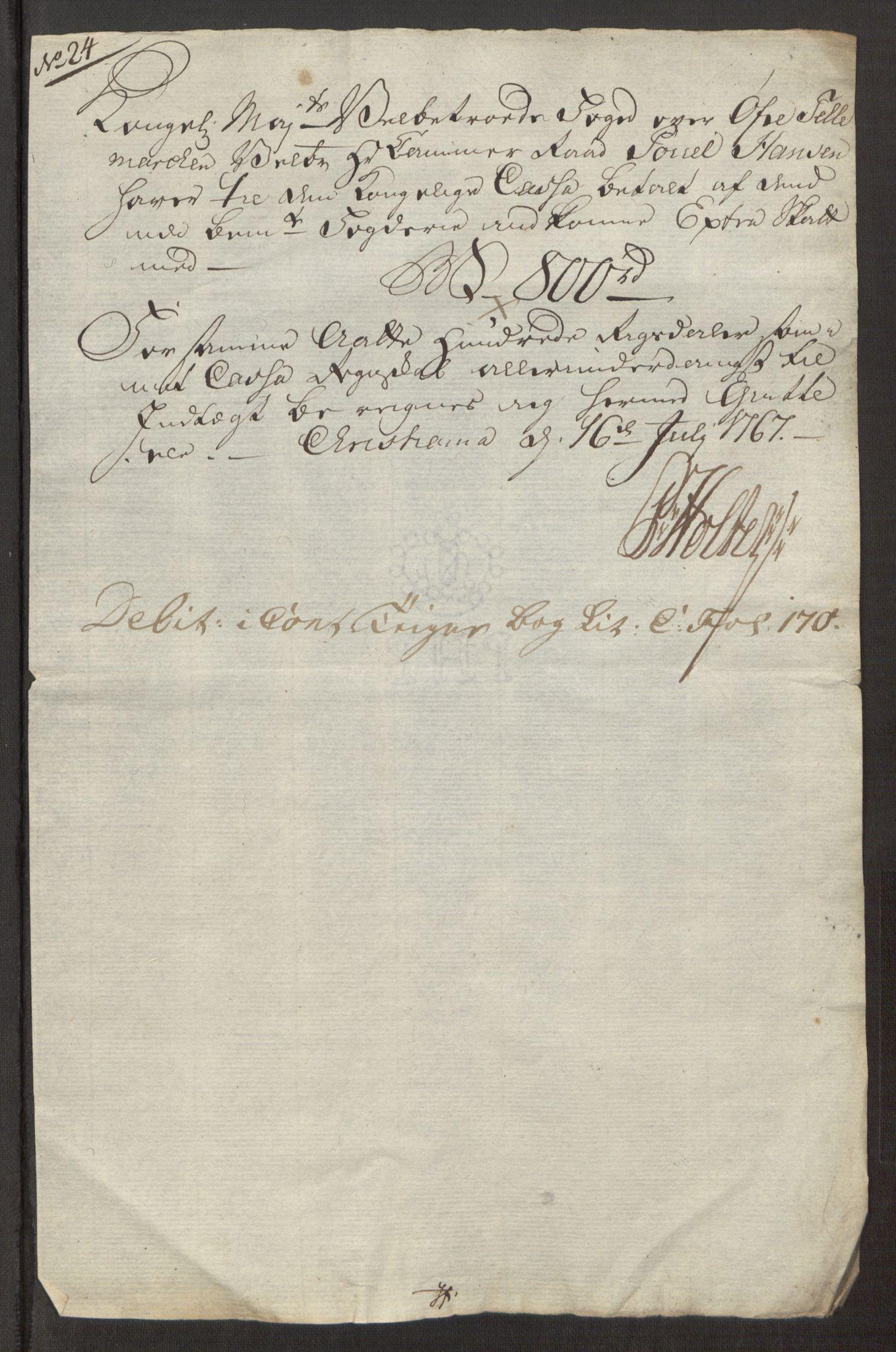 RA, Rentekammeret inntil 1814, Reviderte regnskaper, Fogderegnskap, R38/L2293: Ekstraskatten Øvre Telemark, 1762-1770, s. 96