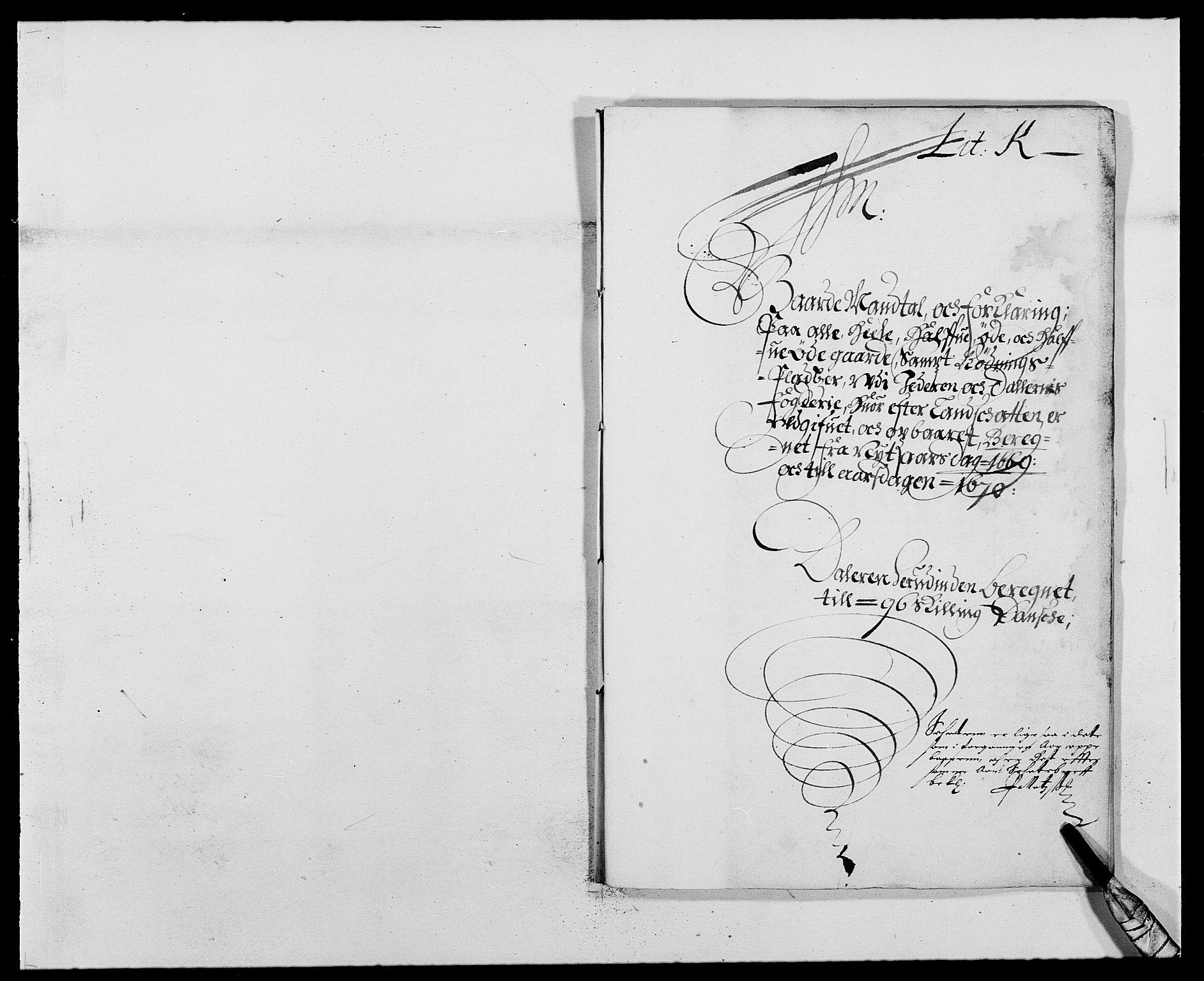 RA, Rentekammeret inntil 1814, Reviderte regnskaper, Fogderegnskap, R46/L2711: Fogderegnskap Jæren og Dalane, 1668-1670, s. 218