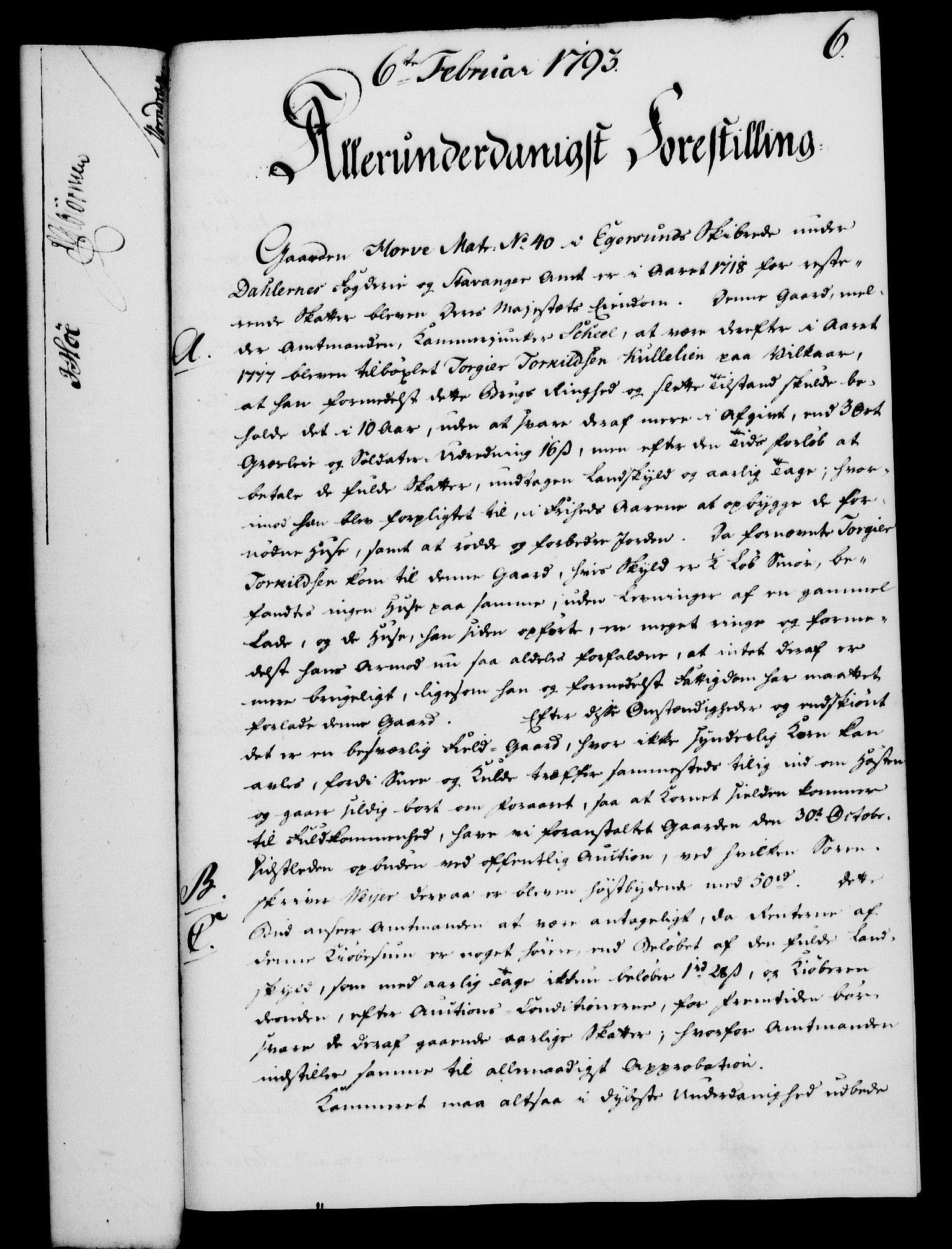 RA, Rentekammeret, Kammerkanselliet, G/Gf/Gfa/L0075: Norsk relasjons- og resolusjonsprotokoll (merket RK 52.75), 1793, s. 51