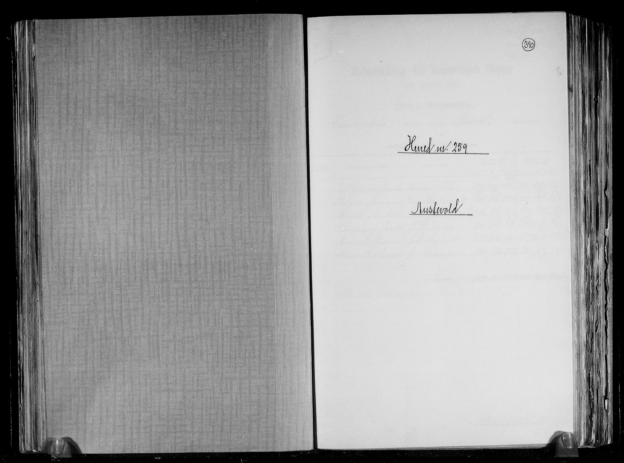 RA, Folketelling 1891 for 1244 Austevoll herred, 1891, s. 1