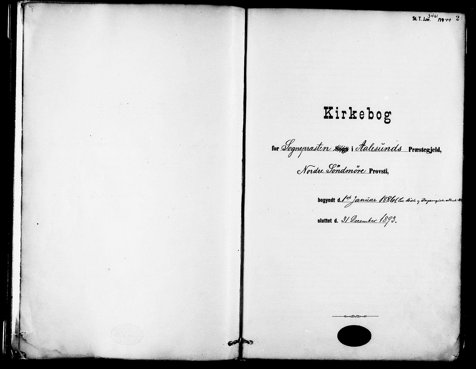SAT, Ministerialprotokoller, klokkerbøker og fødselsregistre - Møre og Romsdal, 529/L0455: Ministerialbok nr. 529A05, 1885-1893, s. 2