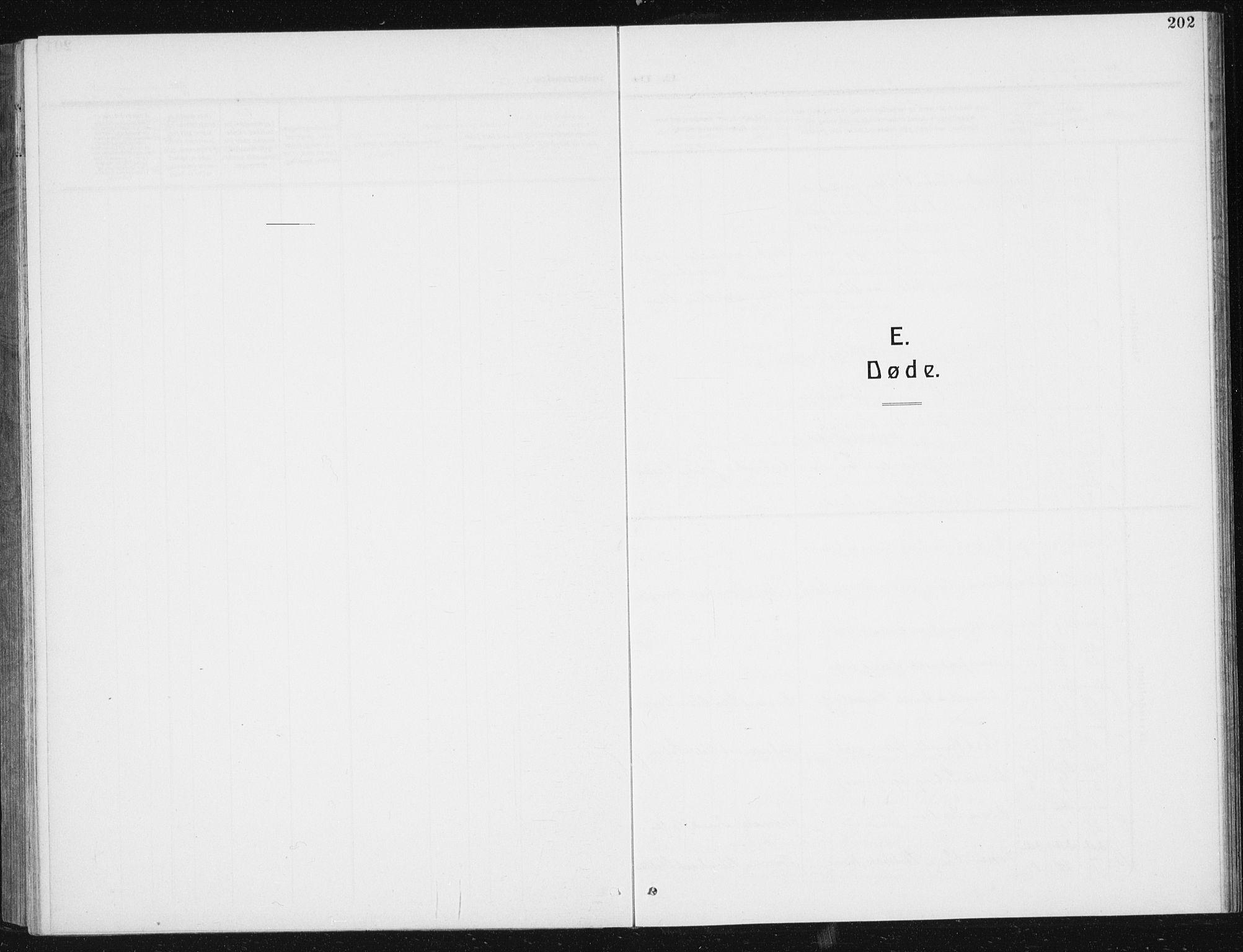 SAT, Ministerialprotokoller, klokkerbøker og fødselsregistre - Sør-Trøndelag, 617/L0431: Klokkerbok nr. 617C02, 1910-1936, s. 202