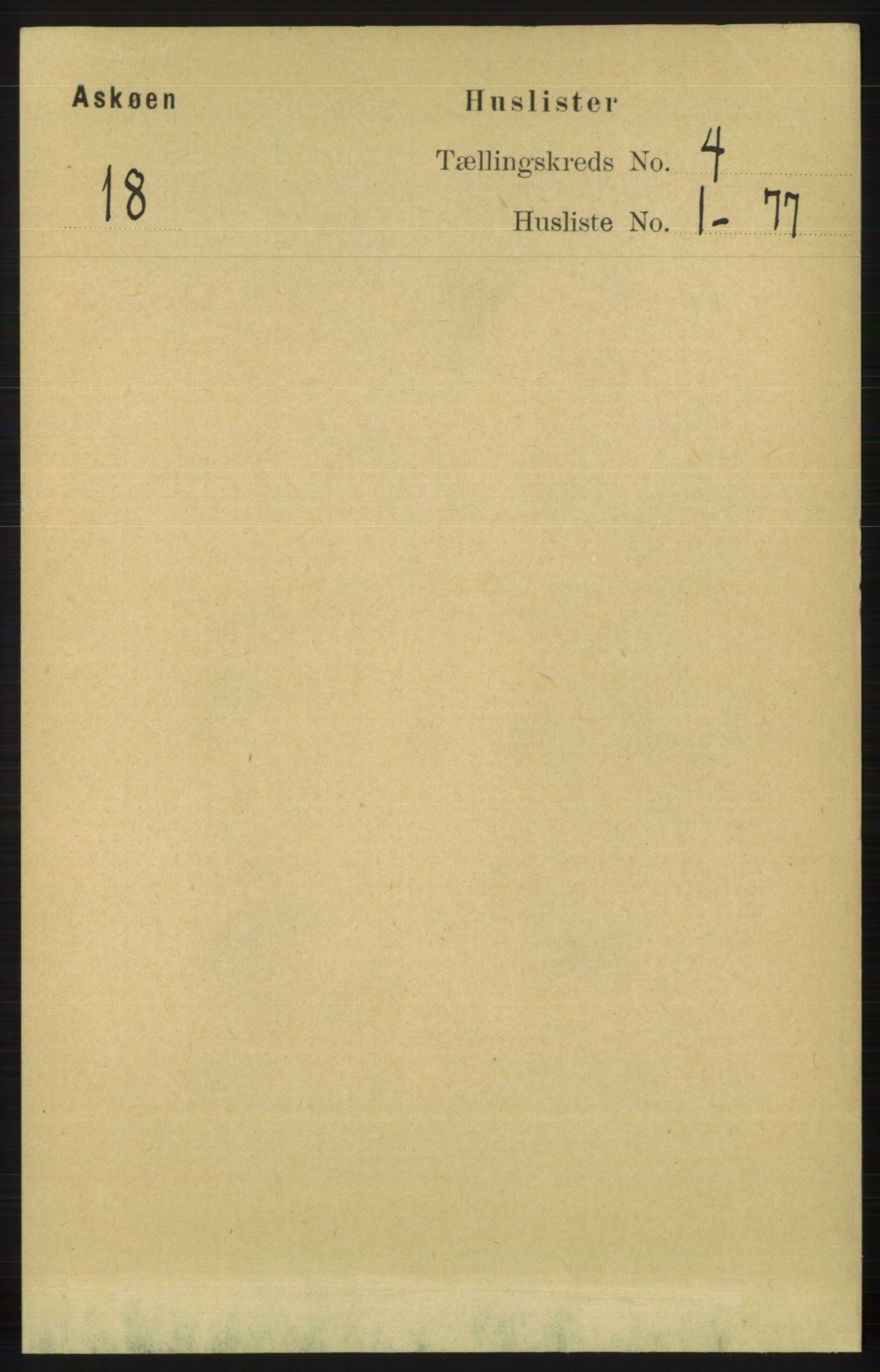 RA, Folketelling 1891 for 1247 Askøy herred, 1891, s. 2808
