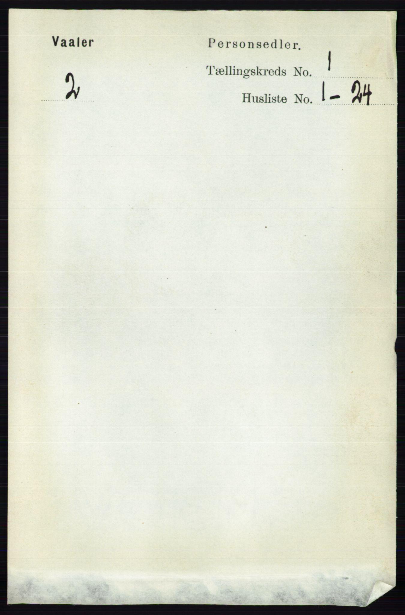 RA, Folketelling 1891 for 0137 Våler herred, 1891, s. 104