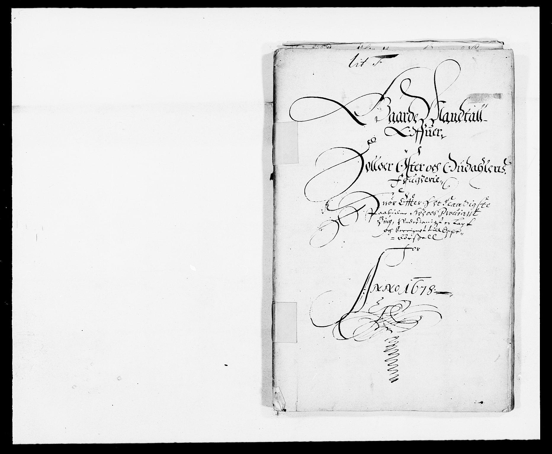 RA, Rentekammeret inntil 1814, Reviderte regnskaper, Fogderegnskap, R13/L0815: Fogderegnskap Solør, Odal og Østerdal, 1678, s. 129