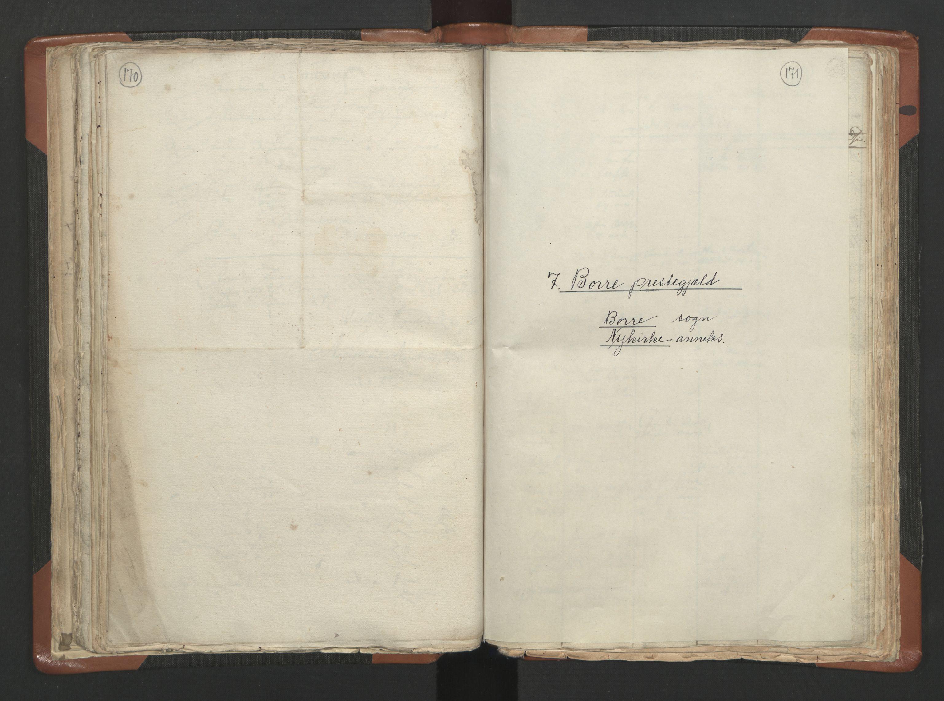 RA, Sogneprestenes manntall 1664-1666, nr. 10: Tønsberg prosti, 1664-1666, s. 170-171
