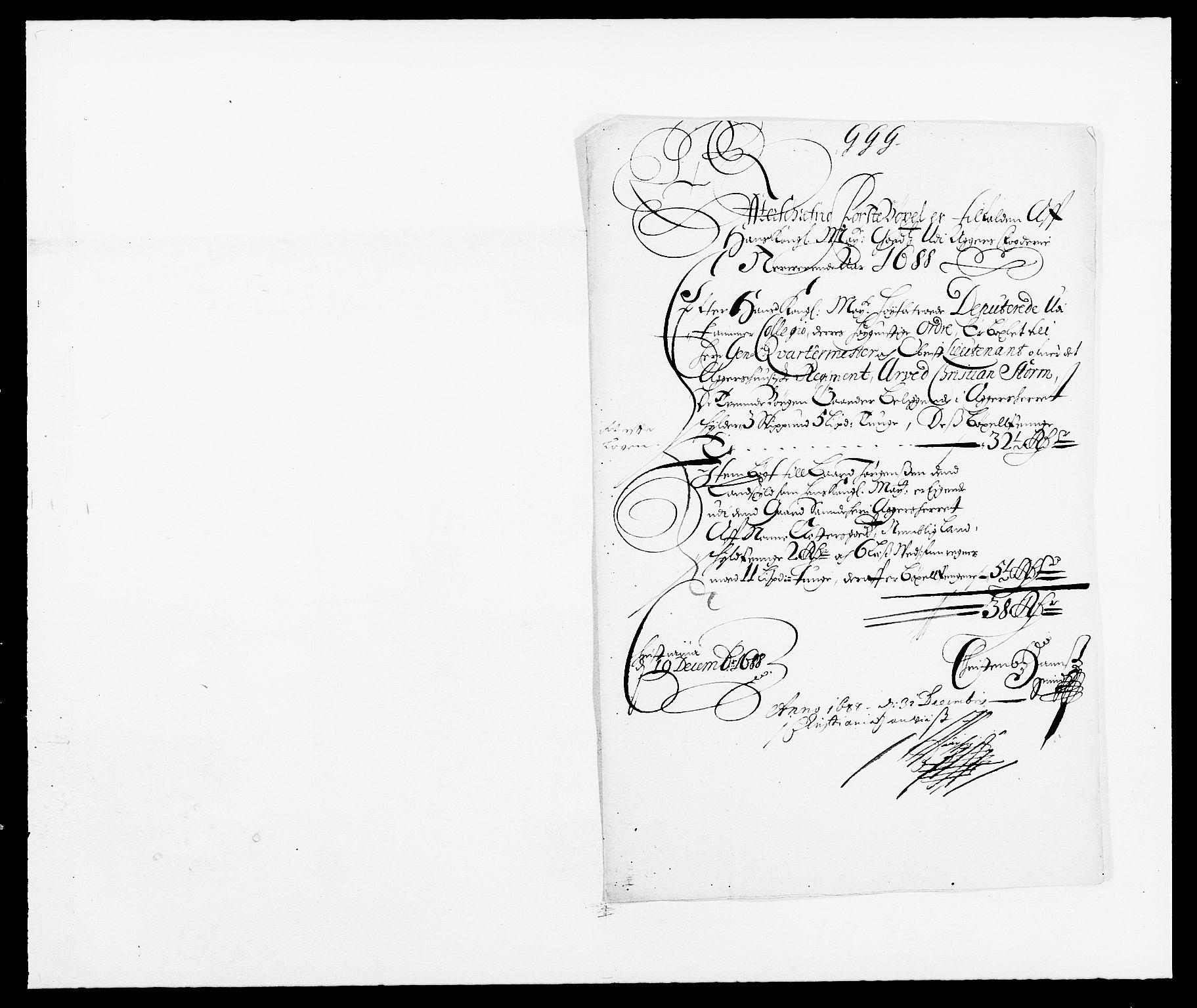 RA, Rentekammeret inntil 1814, Reviderte regnskaper, Fogderegnskap, R08/L0422: Fogderegnskap Aker, 1684-1686, s. 291