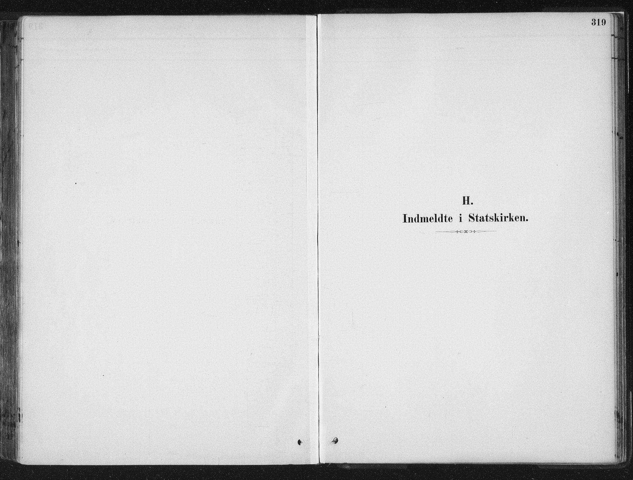 SAT, Ministerialprotokoller, klokkerbøker og fødselsregistre - Sør-Trøndelag, 659/L0739: Ministerialbok nr. 659A09, 1879-1893, s. 319