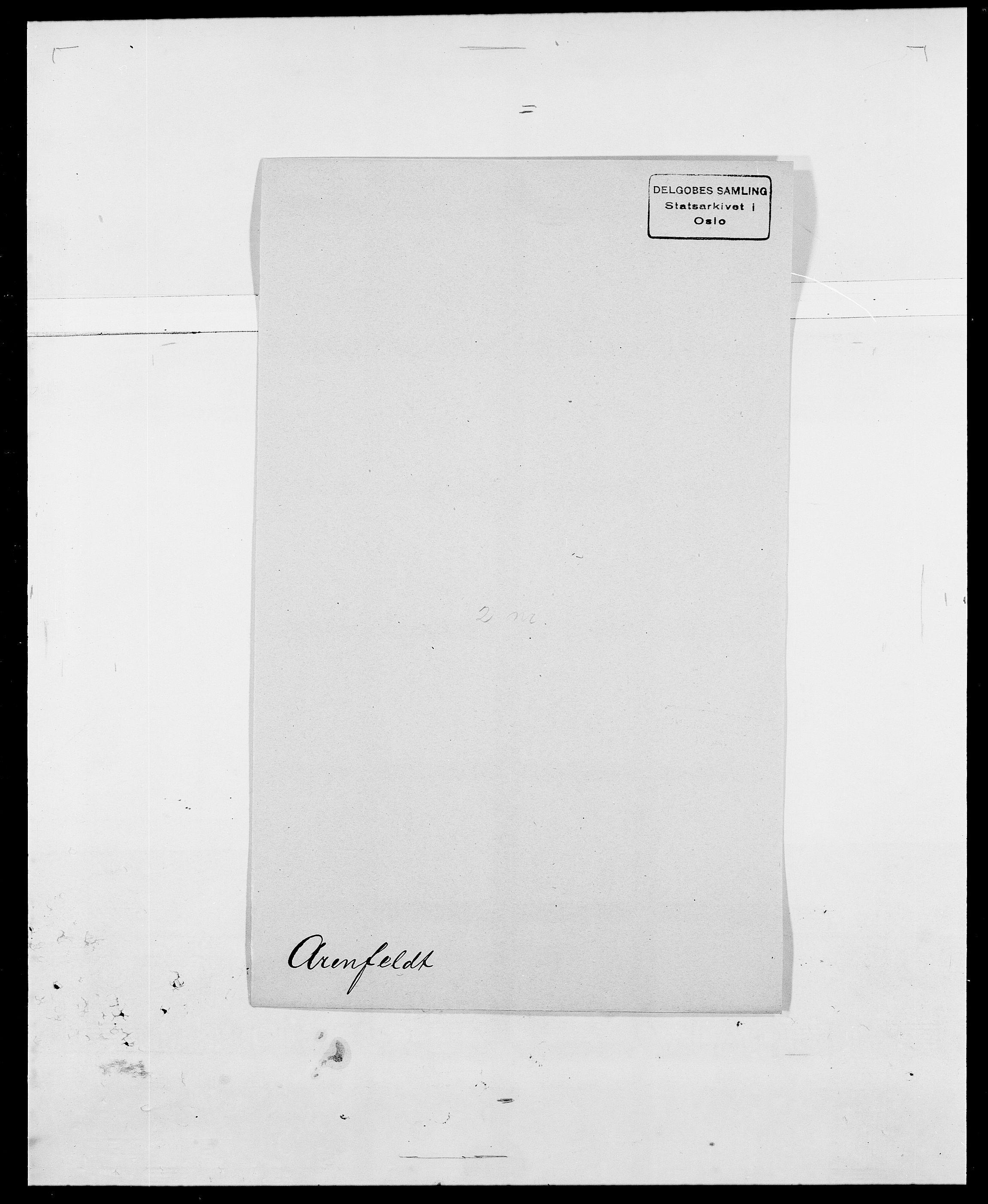 SAO, Delgobe, Charles Antoine - samling, D/Da/L0002: Anker, Ancher - Bauner, s. 249
