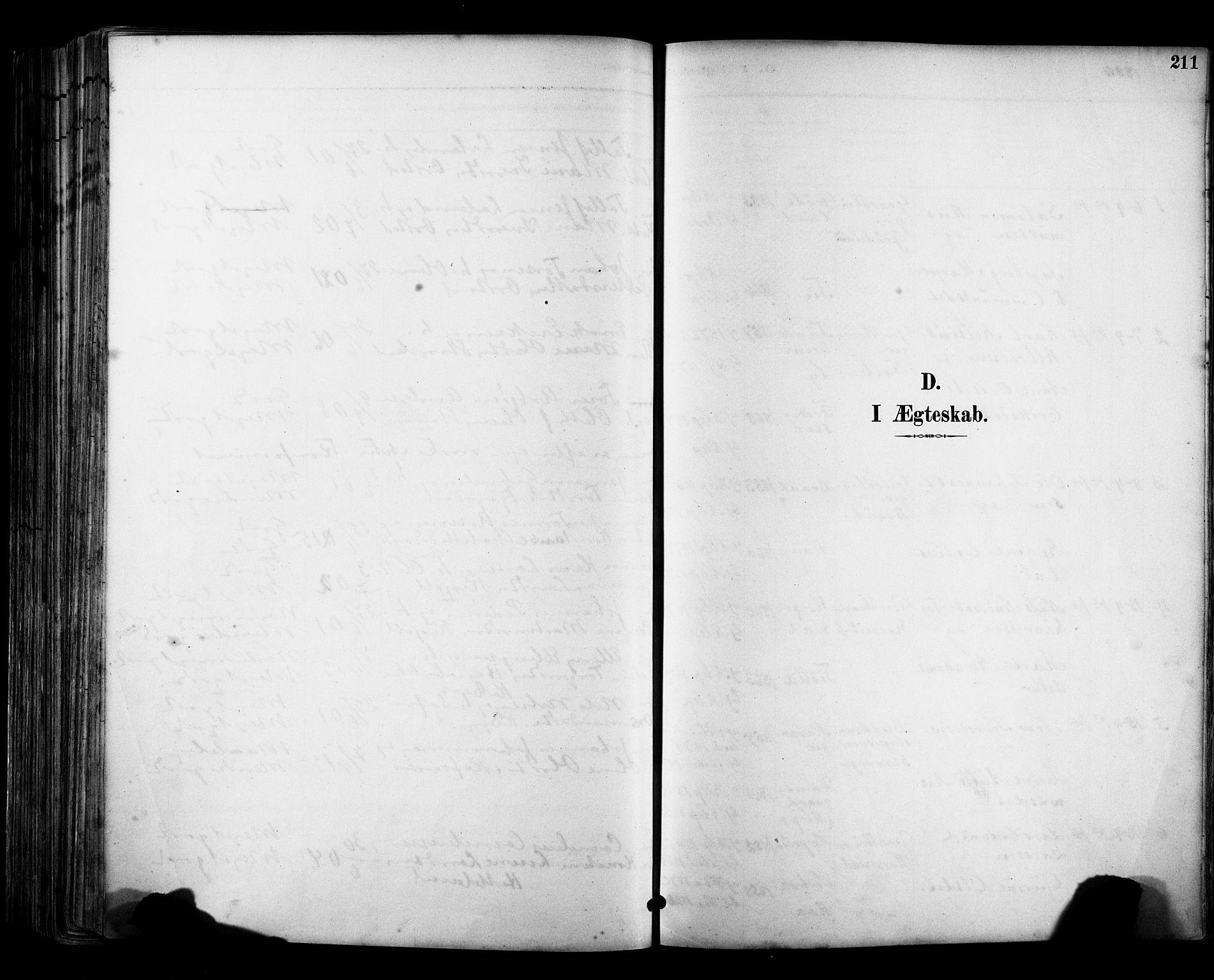 SAST, Klepp sokneprestkontor, 30BA/L0009: Ministerialbok nr. A 7, 1886-1915, s. 211