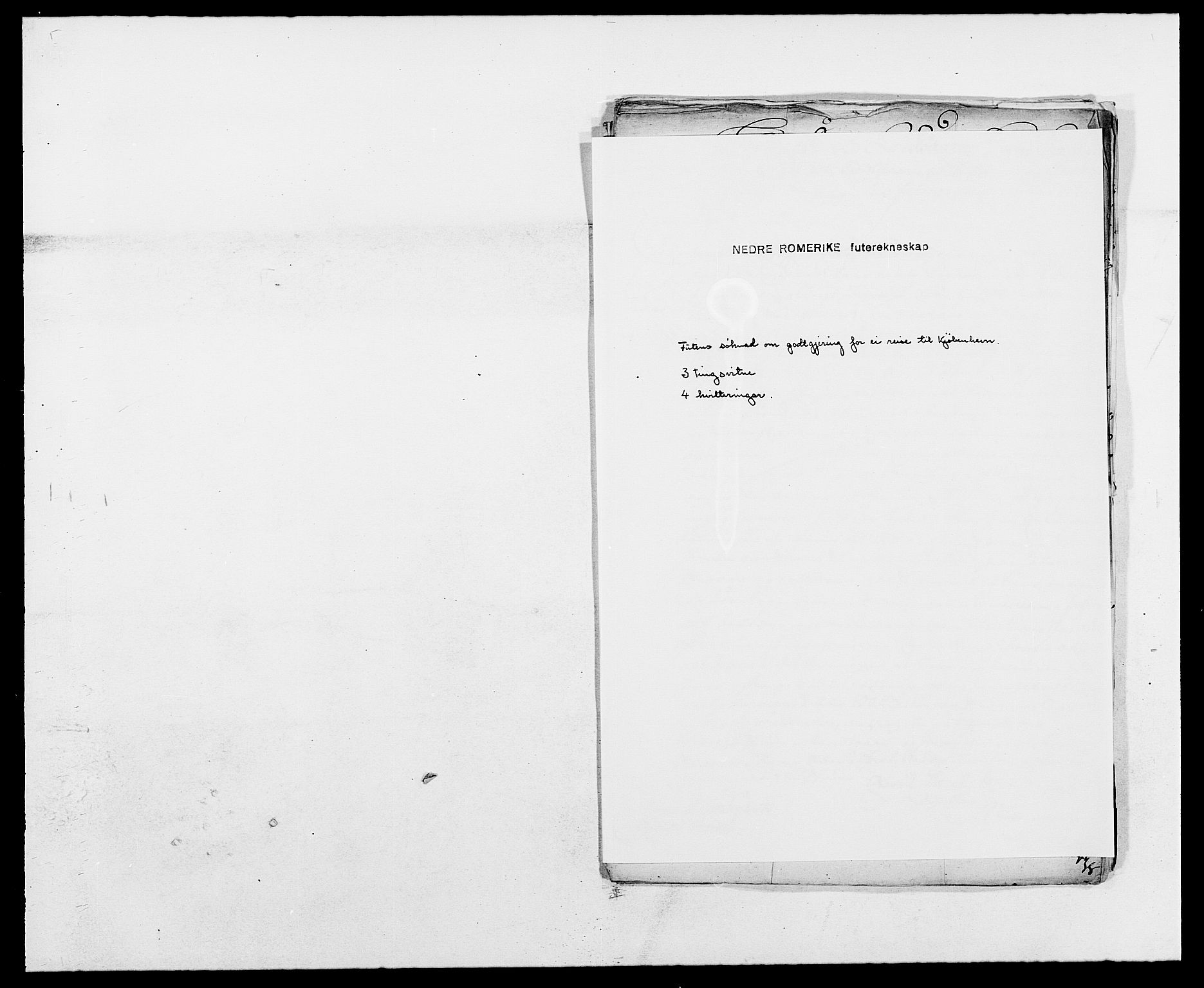 RA, Rentekammeret inntil 1814, Reviderte regnskaper, Fogderegnskap, R11/L0568: Fogderegnskap Nedre Romerike, 1679, s. 268