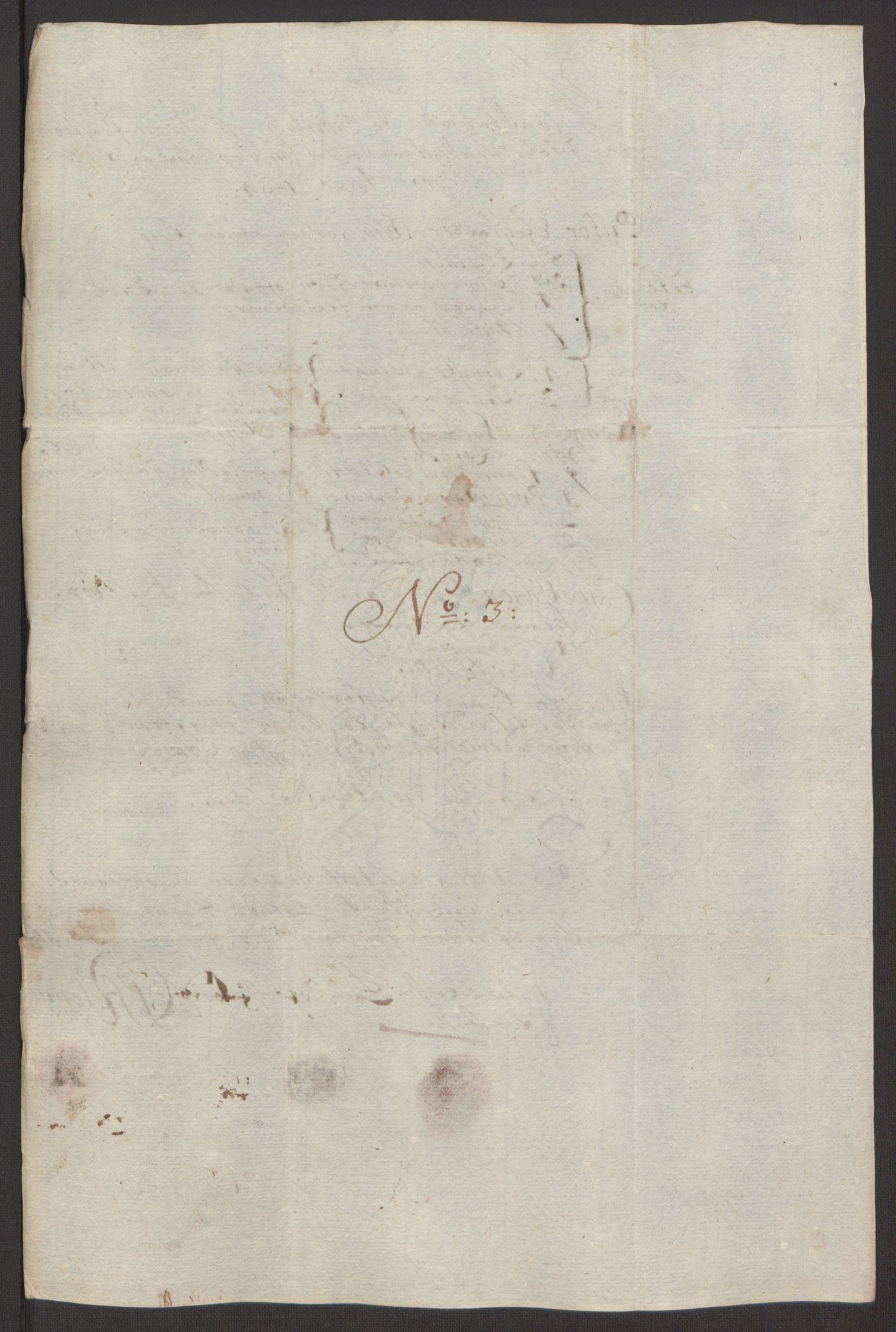 RA, Rentekammeret inntil 1814, Reviderte regnskaper, Fogderegnskap, R64/L4424: Fogderegnskap Namdal, 1692-1695, s. 361
