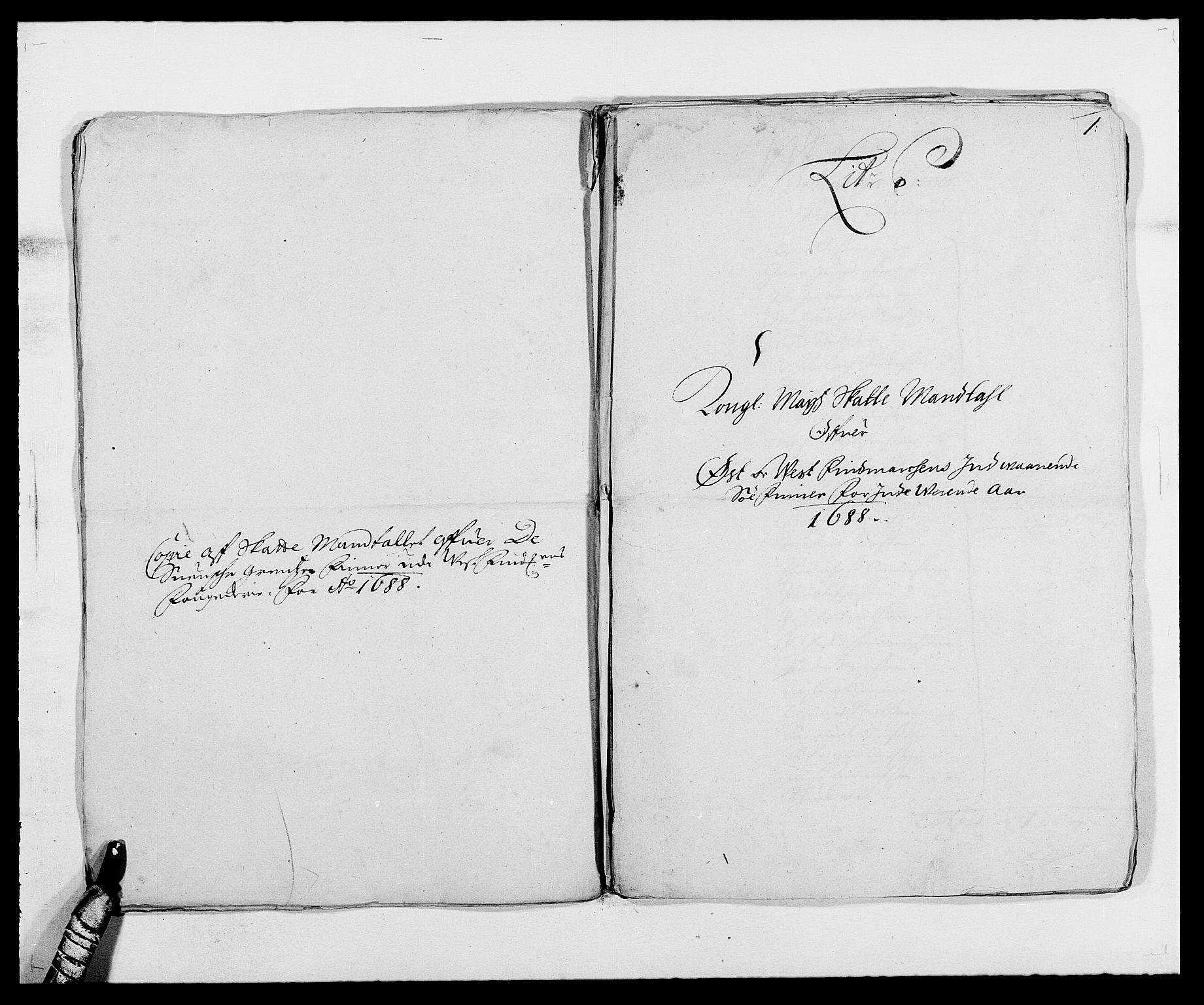 RA, Rentekammeret inntil 1814, Reviderte regnskaper, Fogderegnskap, R69/L4850: Fogderegnskap Finnmark/Vardøhus, 1680-1690, s. 84