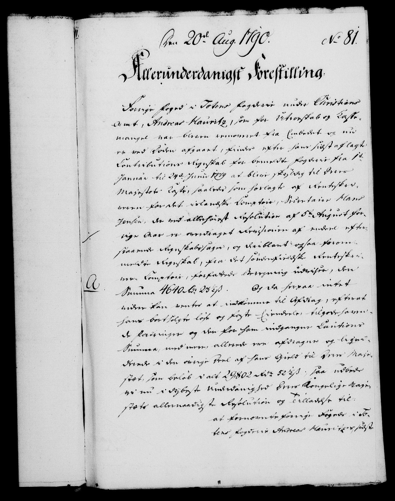 RA, Rentekammeret, Kammerkanselliet, G/Gf/Gfa/L0072: Norsk relasjons- og resolusjonsprotokoll (merket RK 52.72), 1790, s. 563