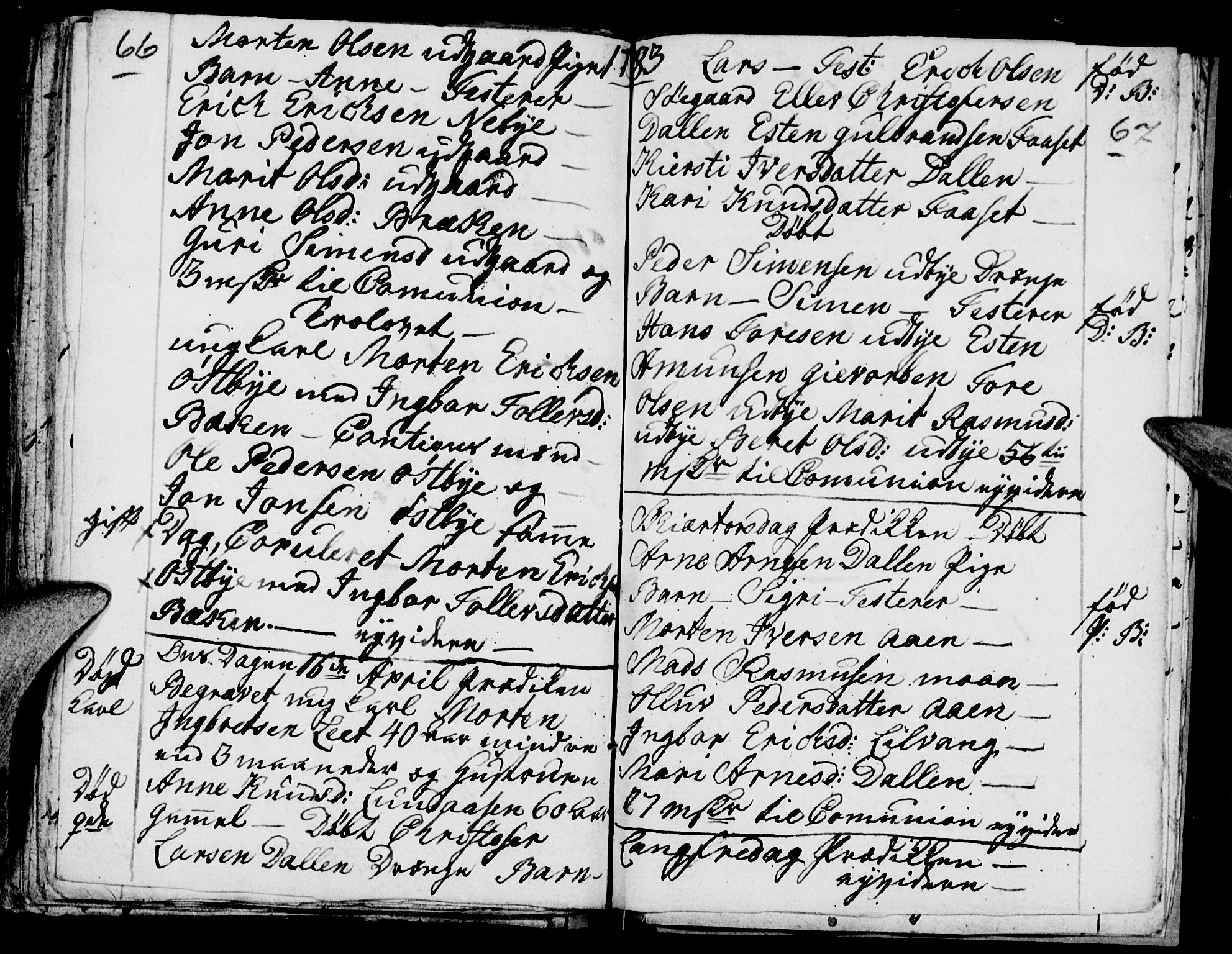 SAH, Tynset prestekontor, Ministerialbok nr. 12, 1780-1784, s. 66-67