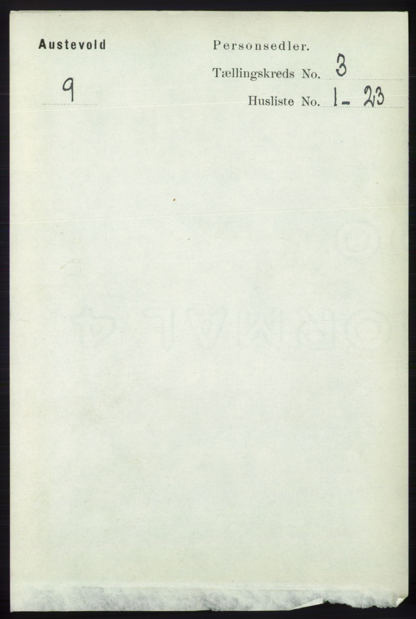 RA, Folketelling 1891 for 1244 Austevoll herred, 1891, s. 952